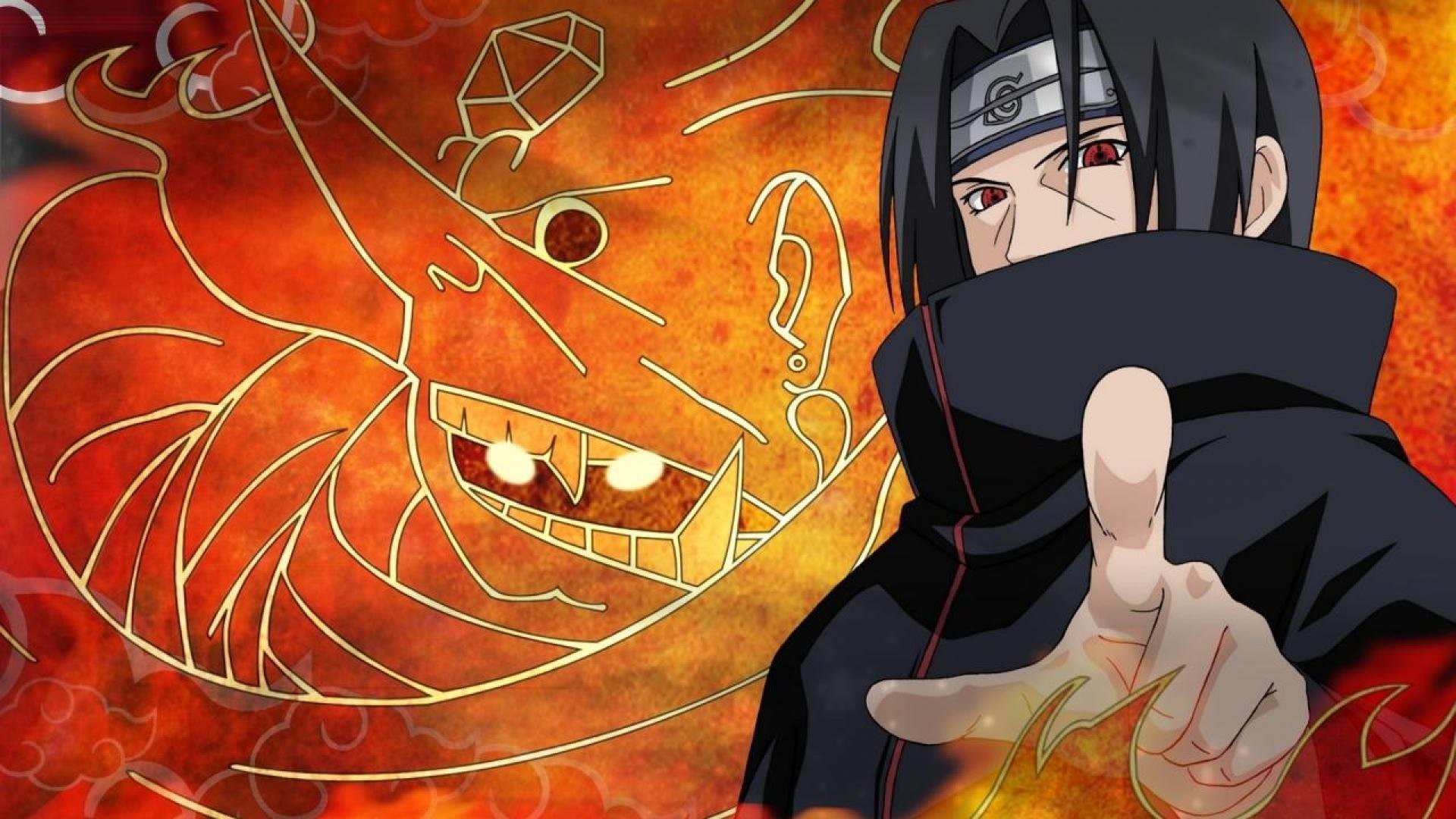 126 Itachi Wallpapers Hd
