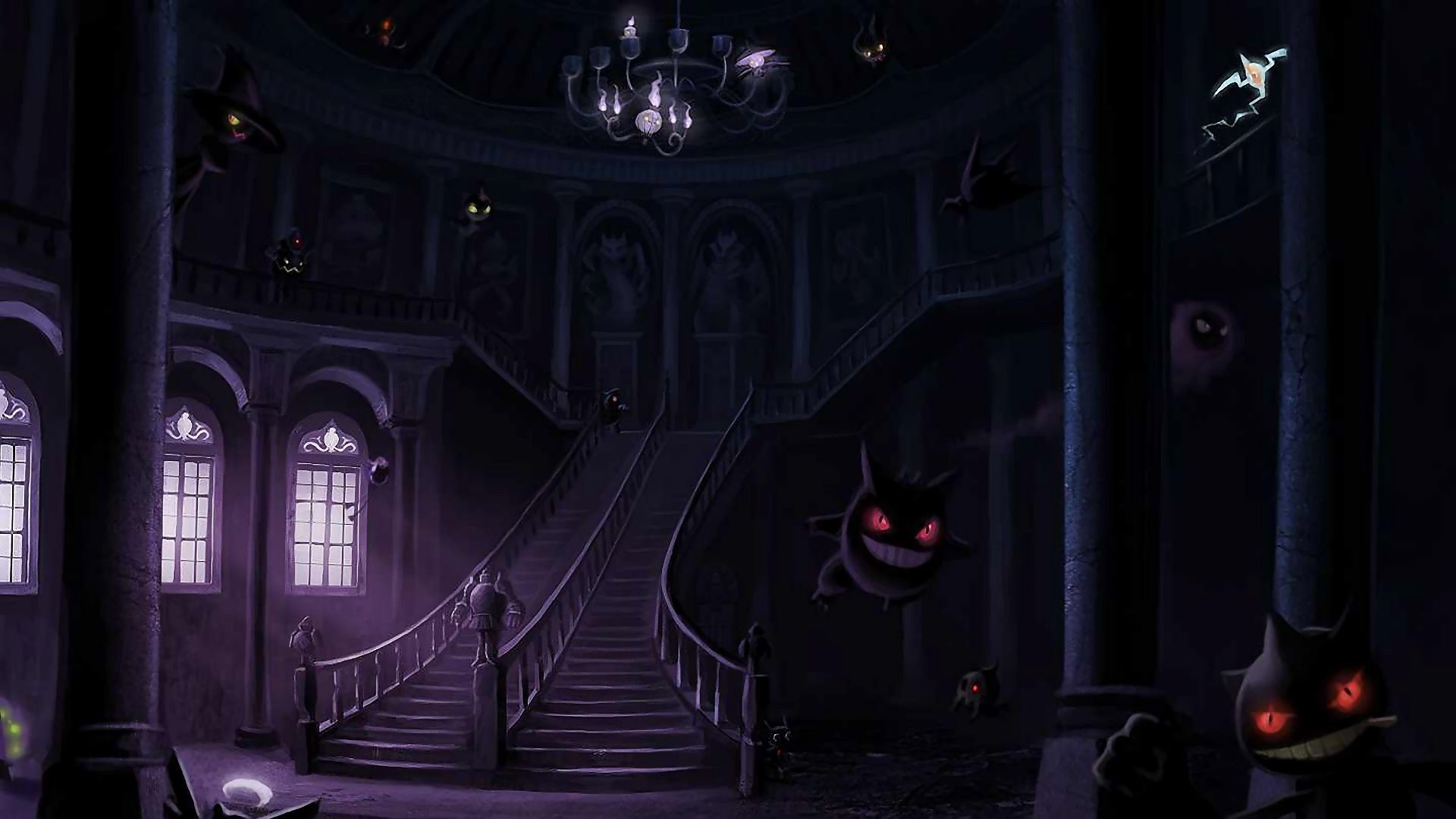 Ghost Pokemon Wallpaper (63 Wallpapers)