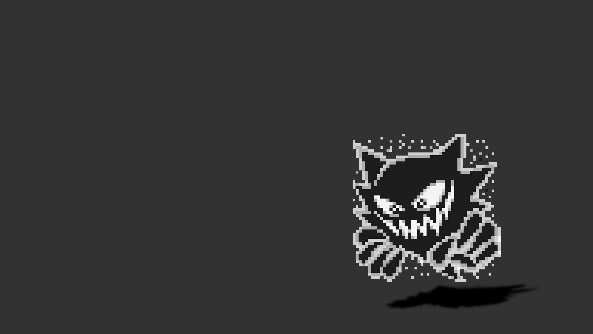 Video Game РPok̩mon Haunter (Pok̩mon) Ghost Pok̩mon Wallpaper