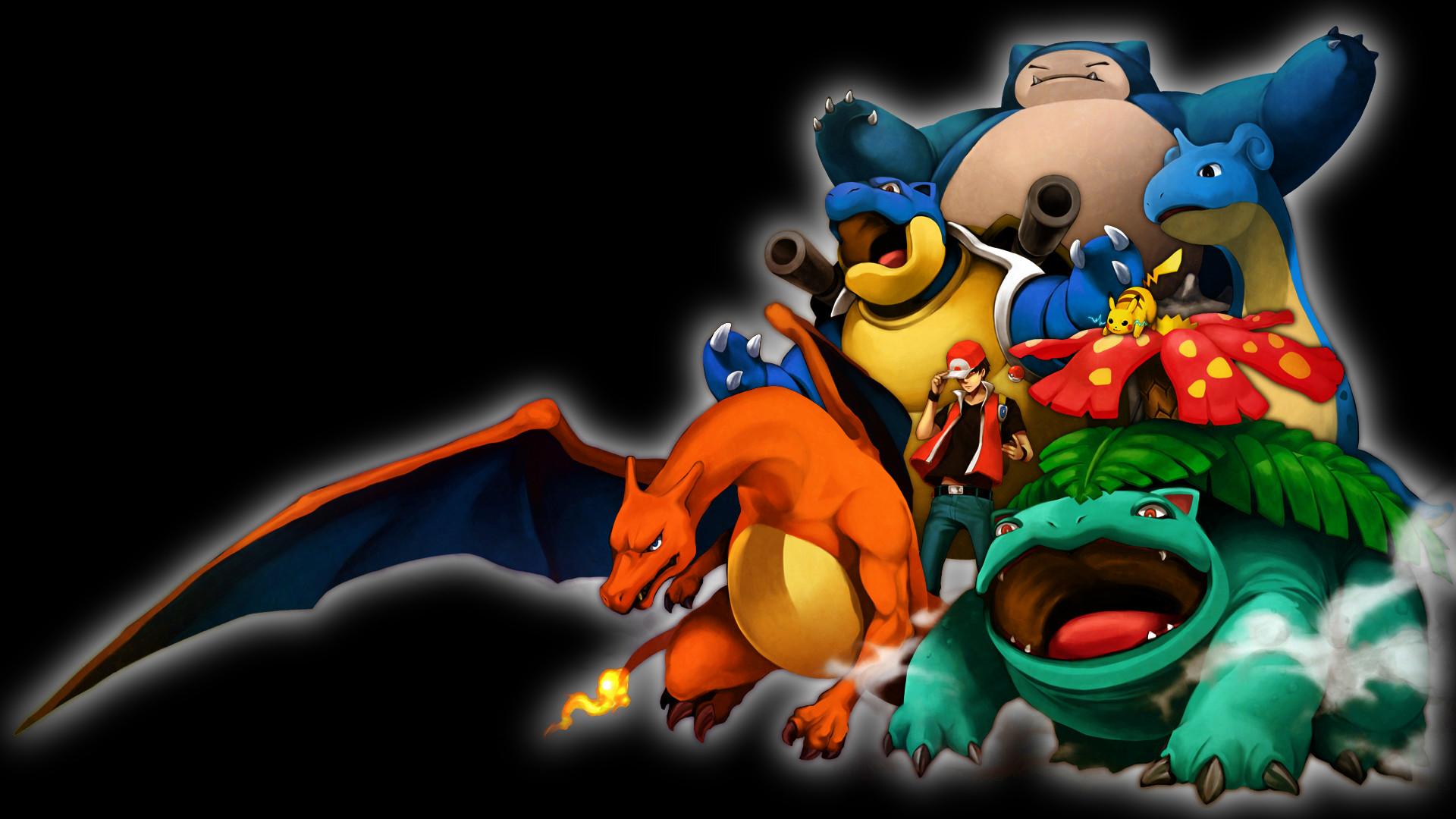 Free Pokemon Backgrounds