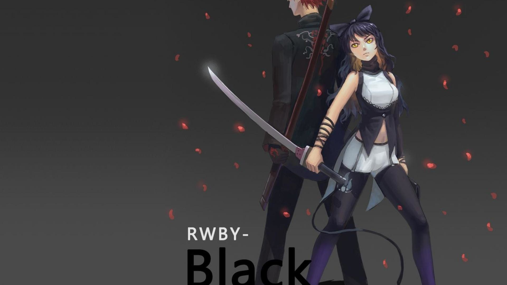 Rwby black – (#165062) – High Quality and Resolution Wallpapers on .