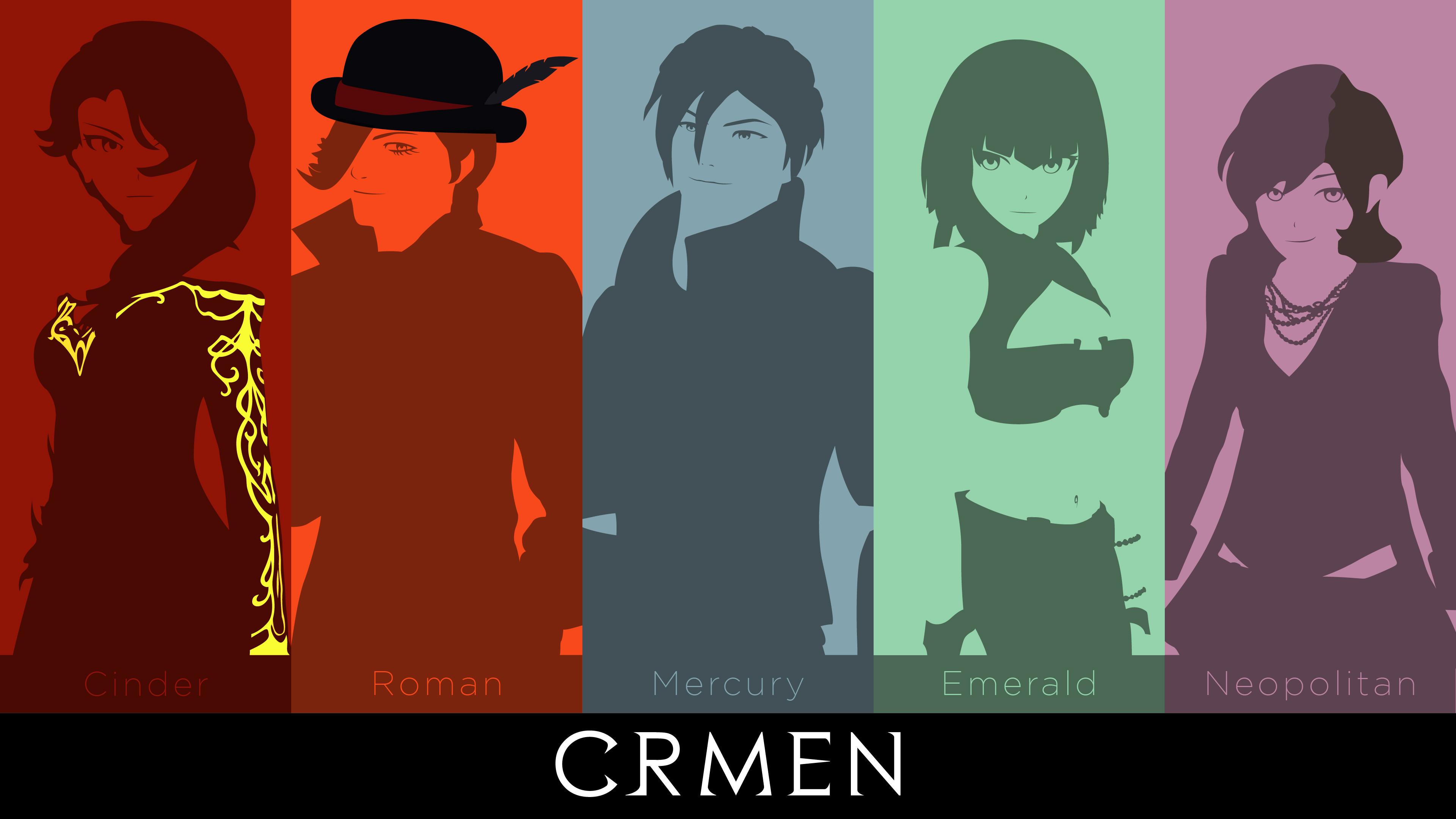 CRMEN (Our Favourite Antagonists) Wallpaper by  DanTherrien101.deviantart.com on @DeviantArt