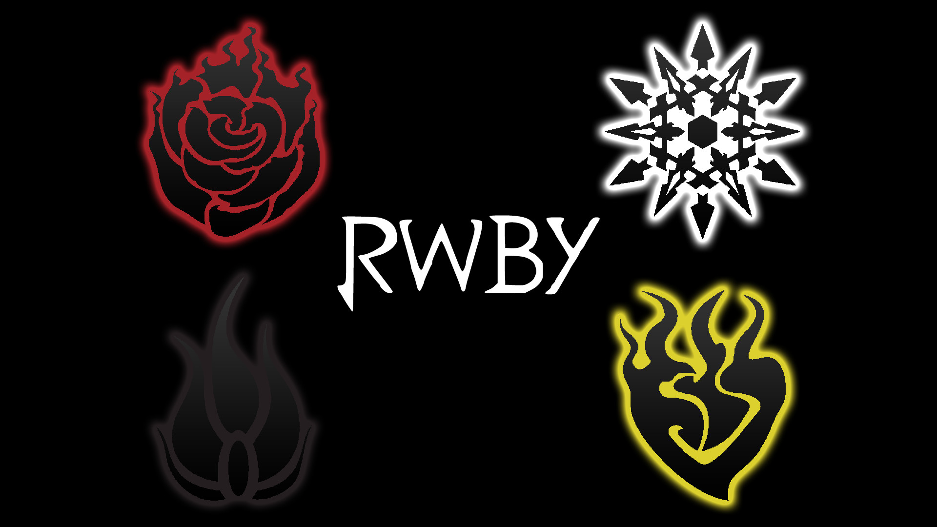 Simple, Subtle RWBY Wallpapers