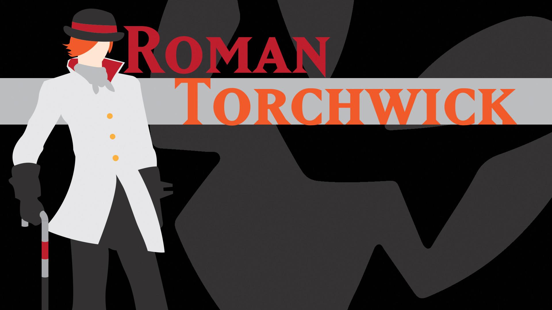 … Roman Torchwick [RWBY] by Havenk