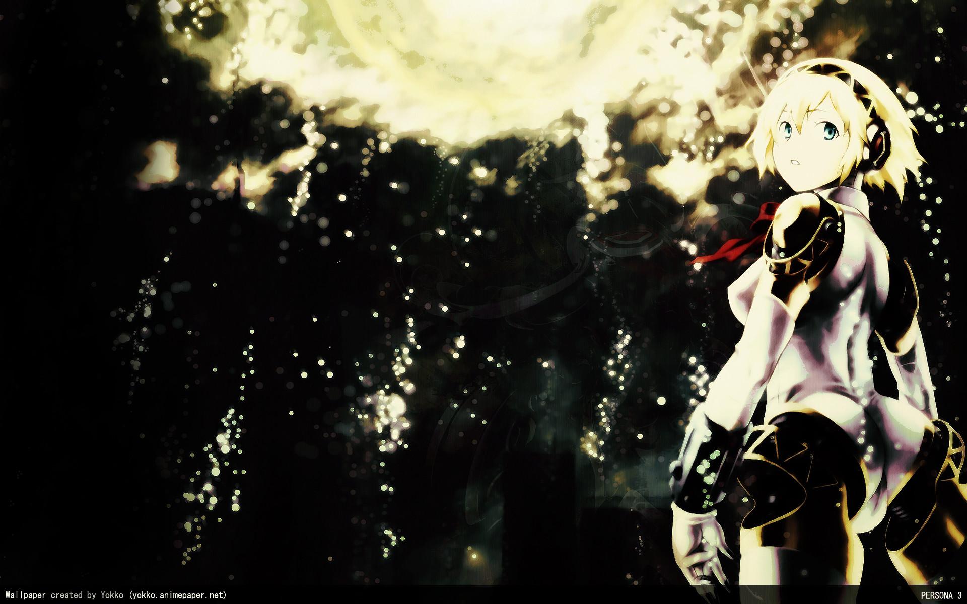 Persona Series Persona 3 Looking Back Aigis Fresh New Hd Wallpaper [Your  Popular HD Wallpaper