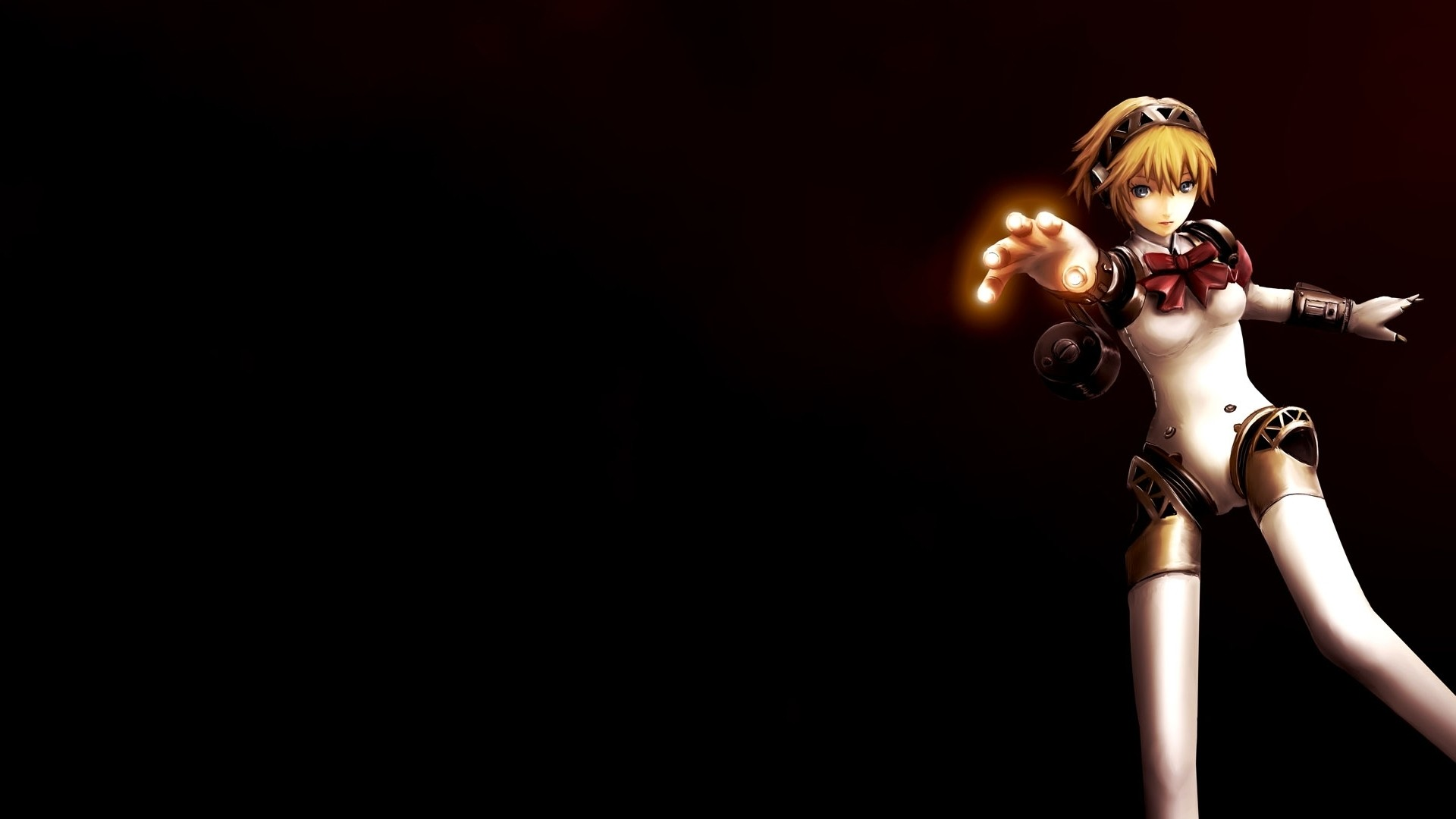 Persona series Persona 3 simple background Aigis wallpaper | |  213426 | WallpaperUP