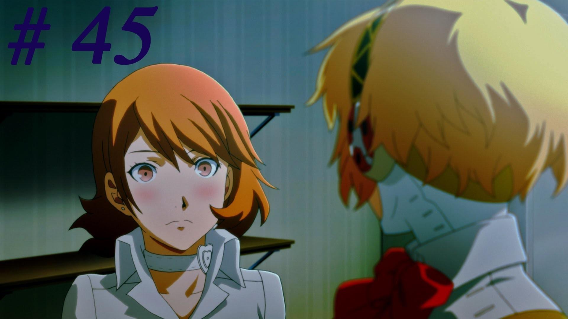 Persona 3 FES UnDub Walkthrough Part 45 [Exam Results Aigis Sneaking In  Summer Begins] – YouTube