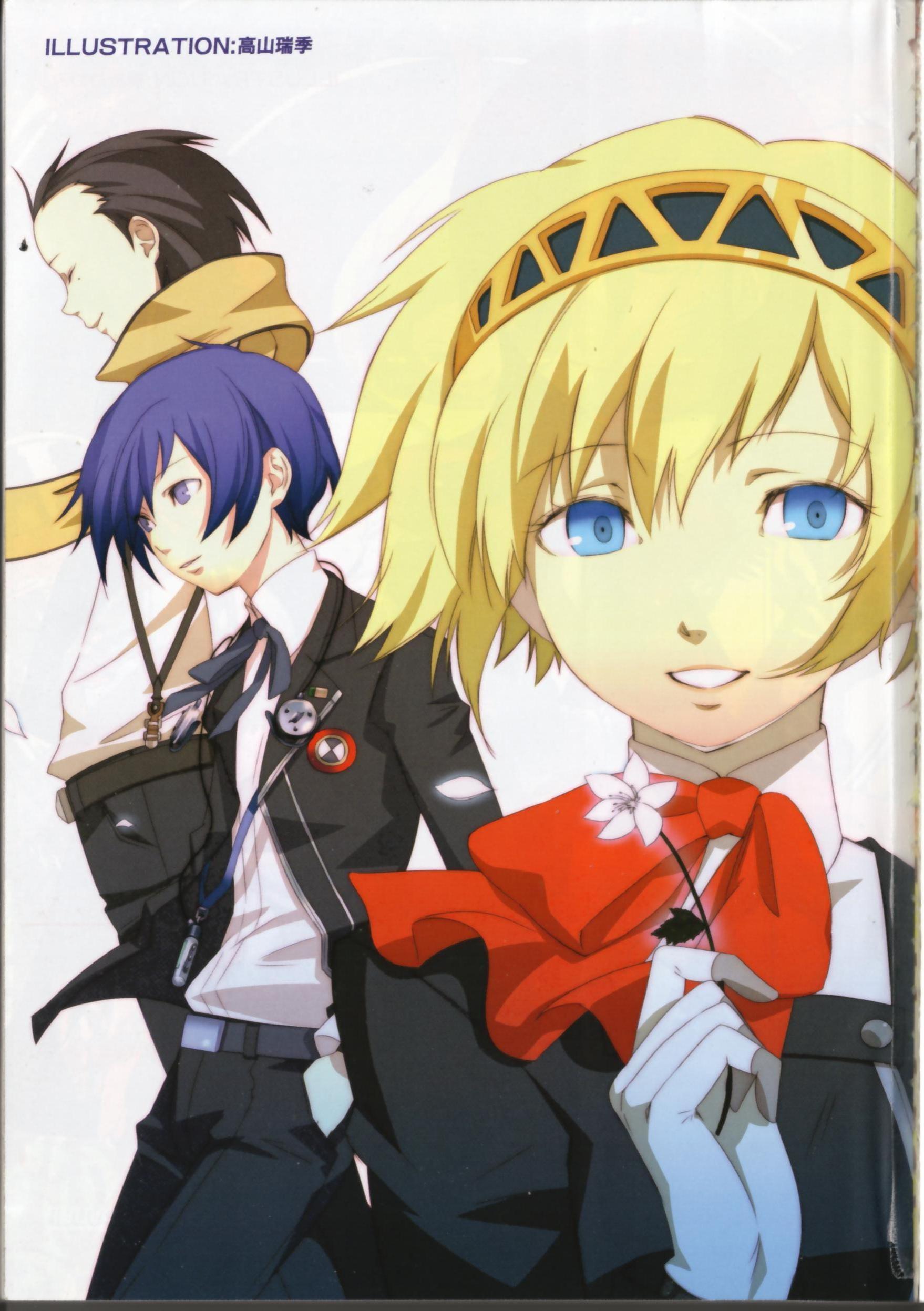 Tags: Anime, Shin Megami Tensei: PERSONA 3, Mobile Wallpaper