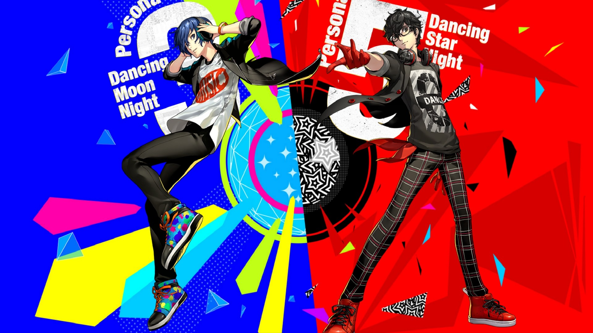 Persona 3 and 5 Dancing Spin-Off Games Coming to PS4 and Vita in 2018  (VIDEO)