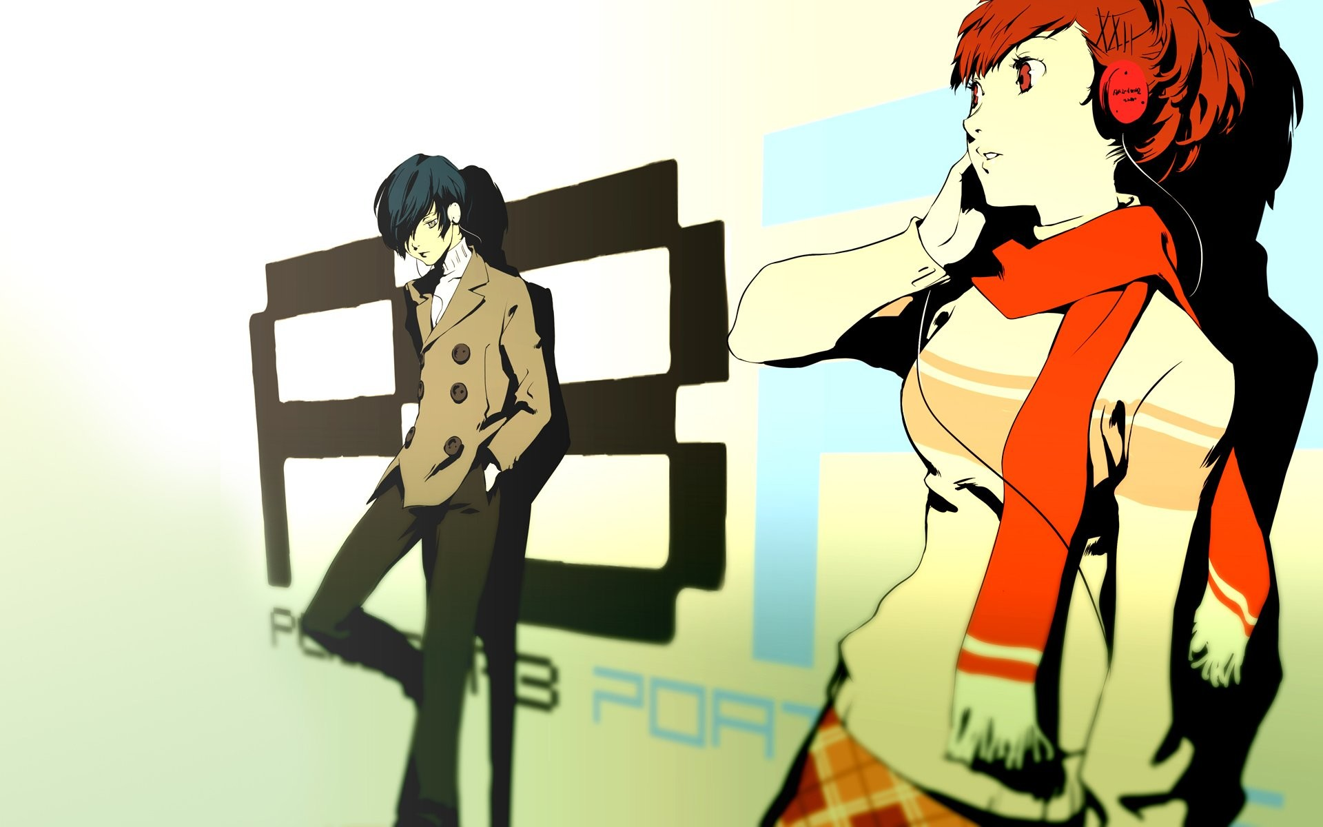 Persona 3: Minato Arisato and Thanatos by Sirioth on DeviantArt