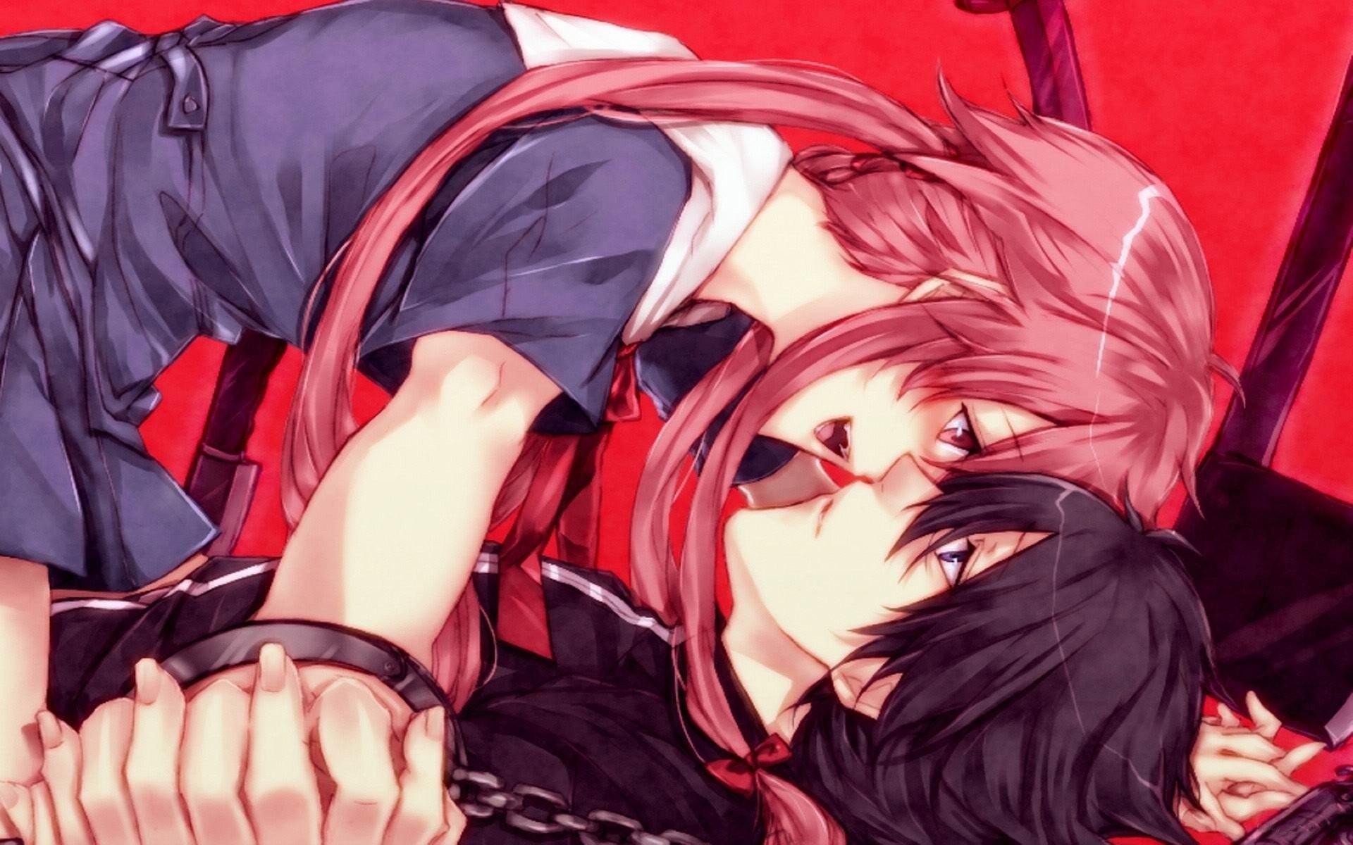 Anime · Cute Anime Couple Wallpapers …