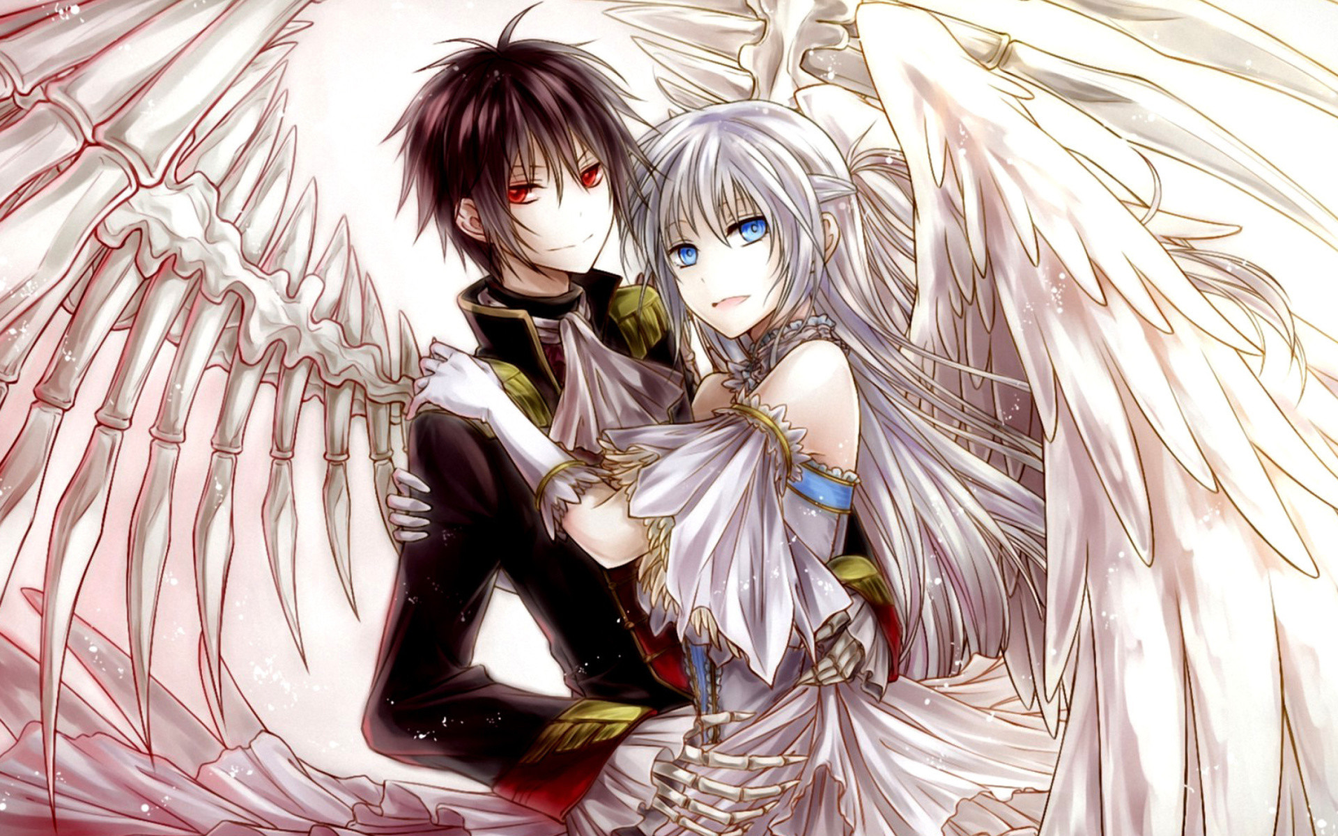 Beautiful Anime Couple Wallpaper HD Images One HD Wallpaper 736×552 Anime  Couple Wallpaper (