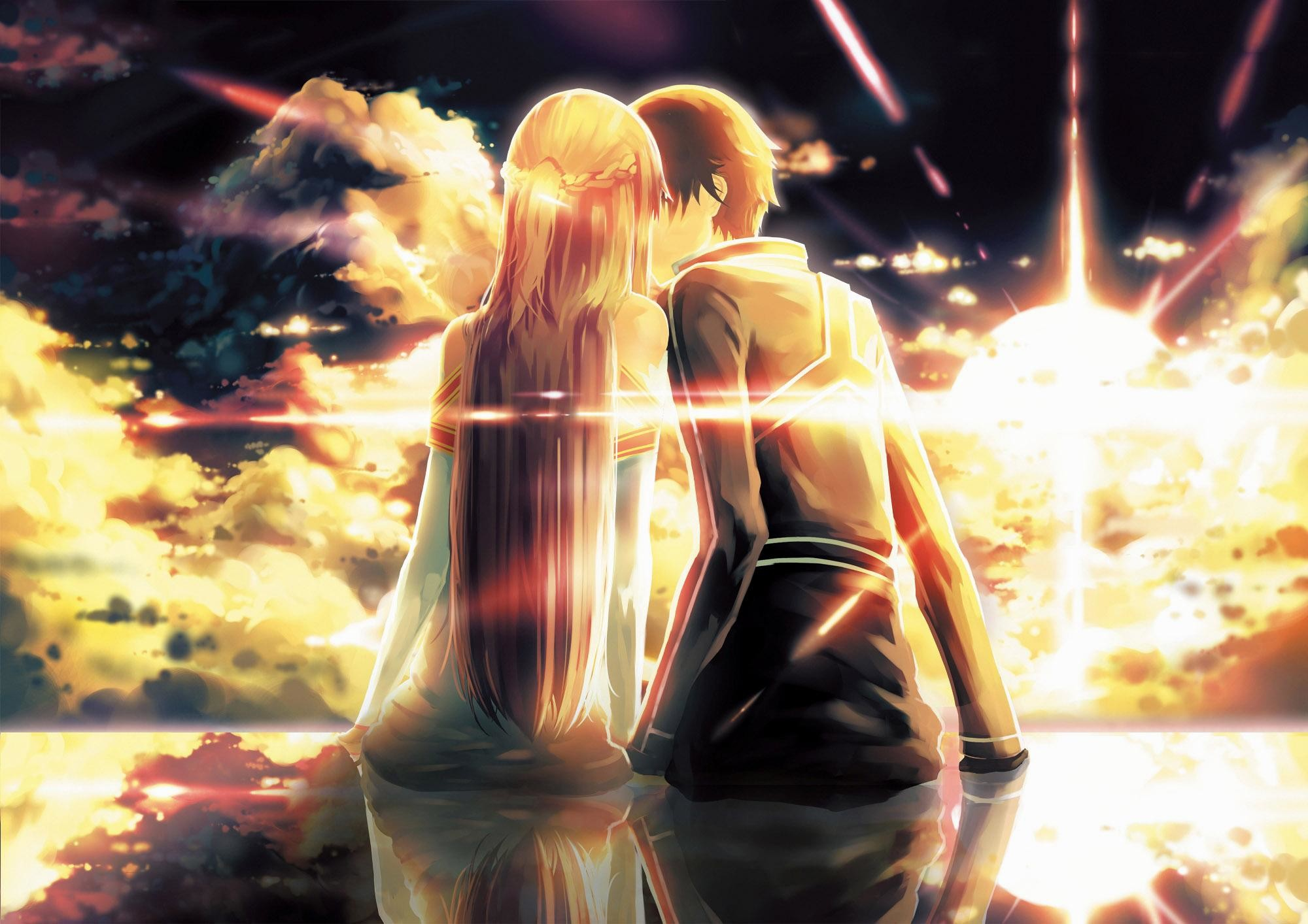 wallpaper.wiki-Cute-Anime-Couple-Image-Download-Free-