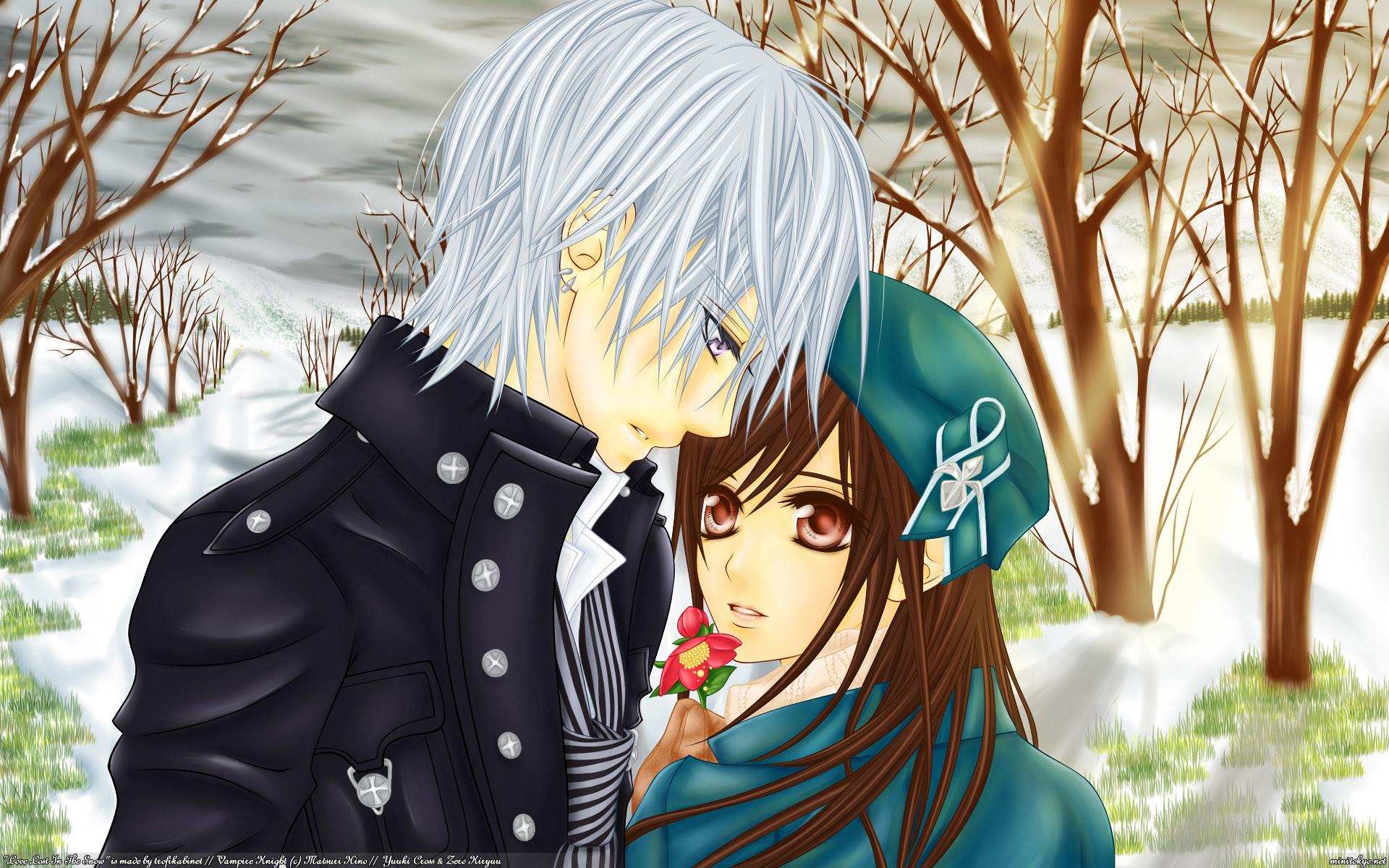 Cute Anime Couple 58613