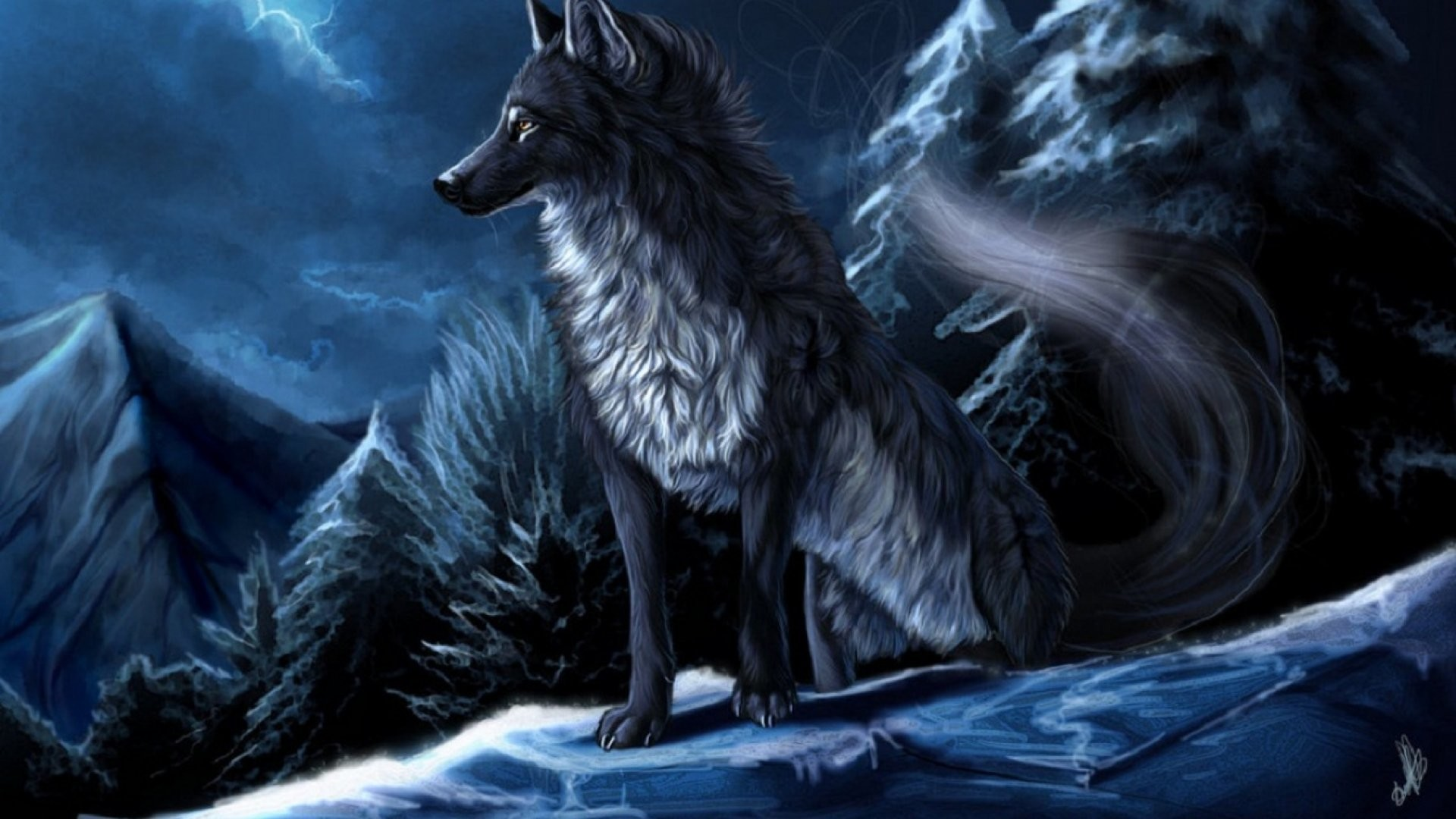 Winter Wolves HD Wallpapers HD Images, HD Pictures, Backgrounds 1920×1397  Winter Wolf