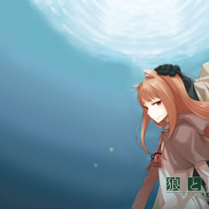 Cool Anime Wolf