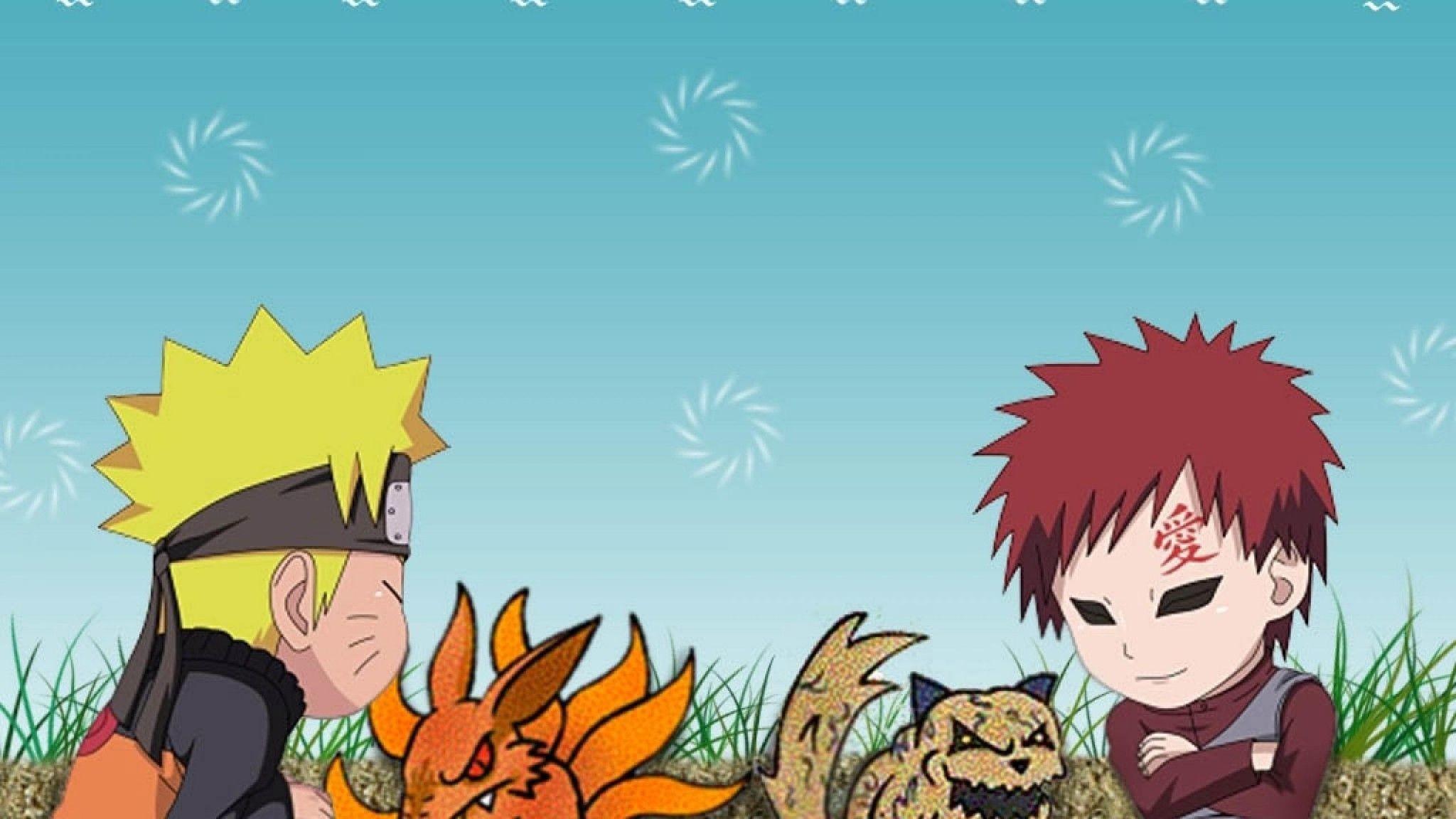 Images Of Naruto And Gaara