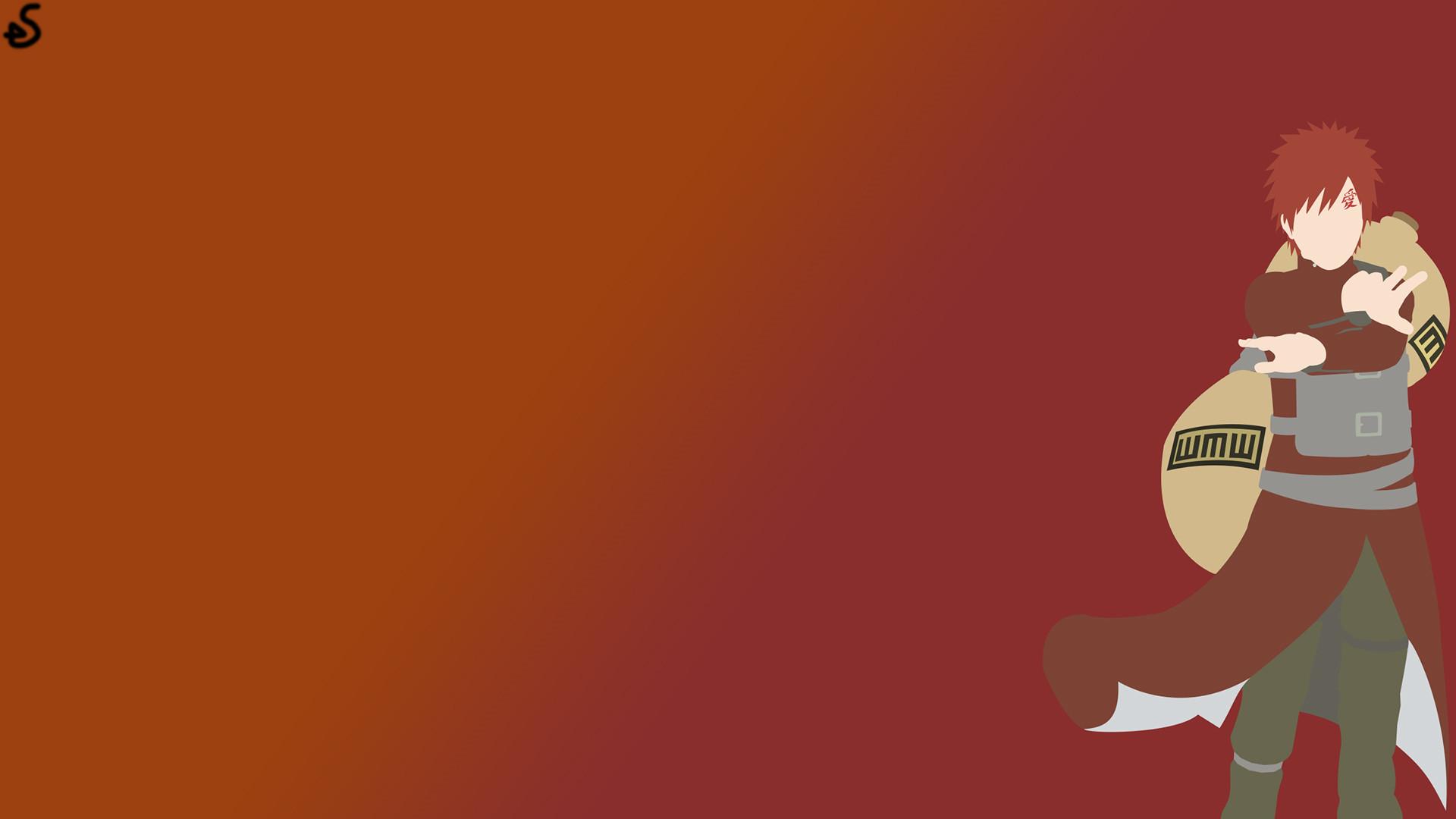… Gaara of the Desert (Naruto) Desktop wallpaper by ShogunArts98