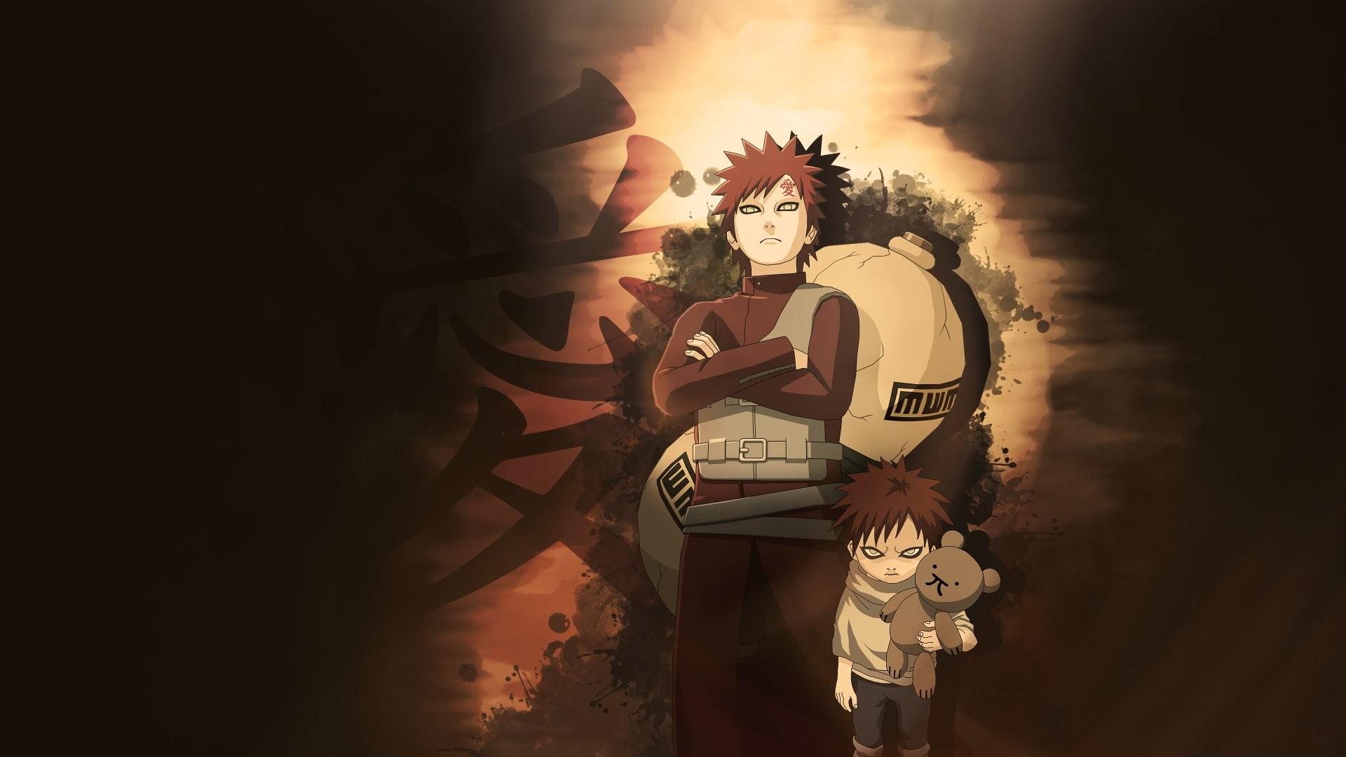Anime Naruto Gaara (Naruto) Wallpaper