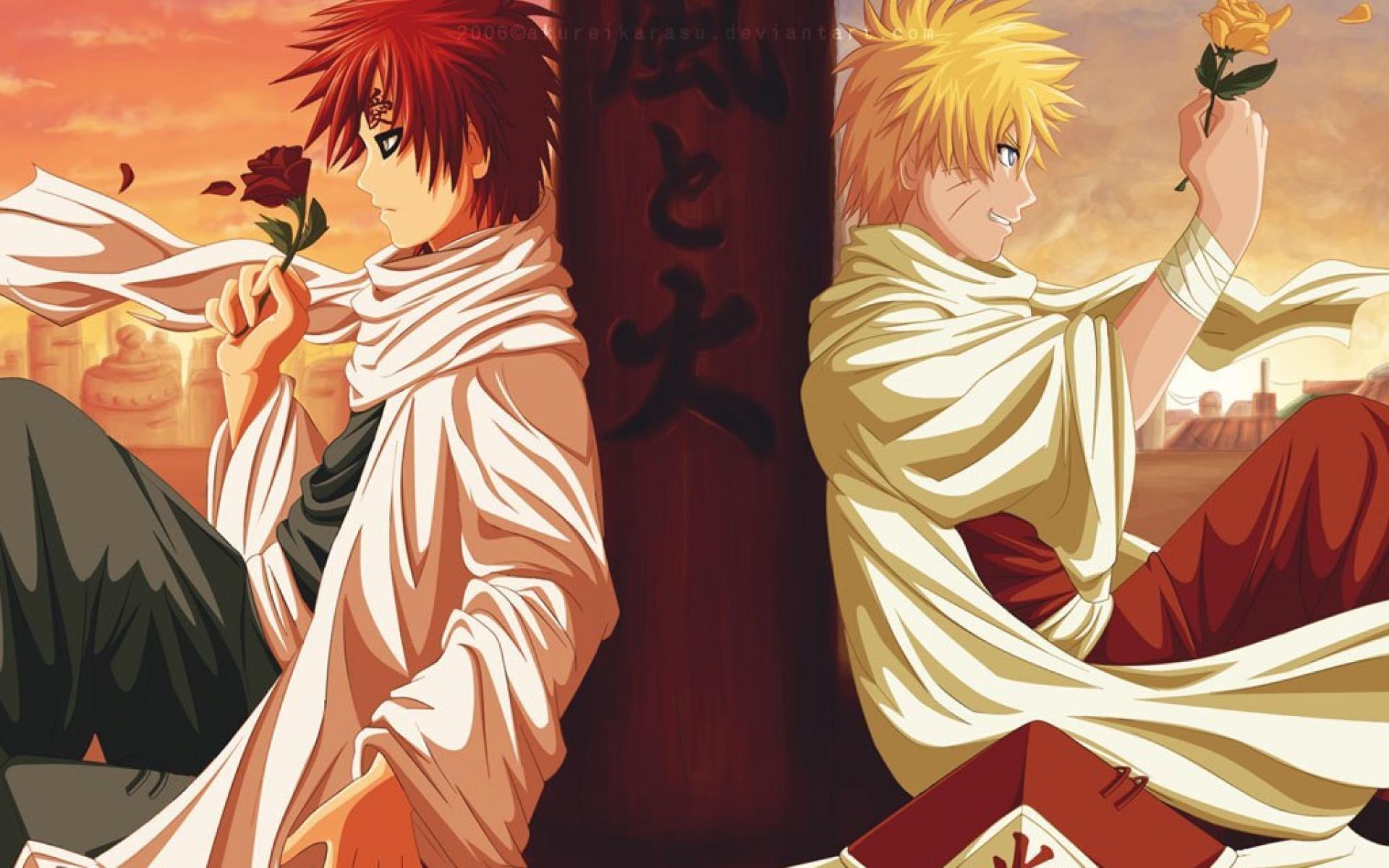 Gaara-Naruto HD Wallpaper