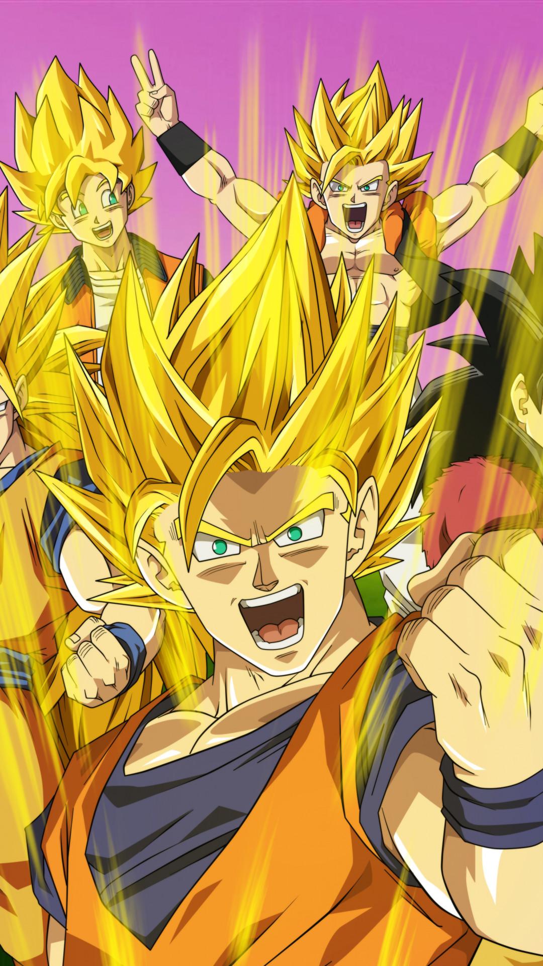 iPhone 6 Plus – Anime/Dragon Ball Z – Wallpaper ID: 598193
