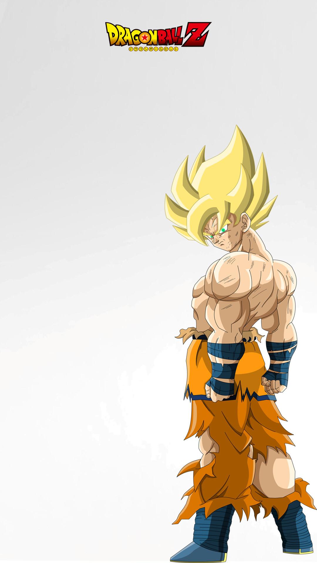 Goku SSJ iPhone 6 Wallpaper. Iphone 6 WallpaperDragon Ball …