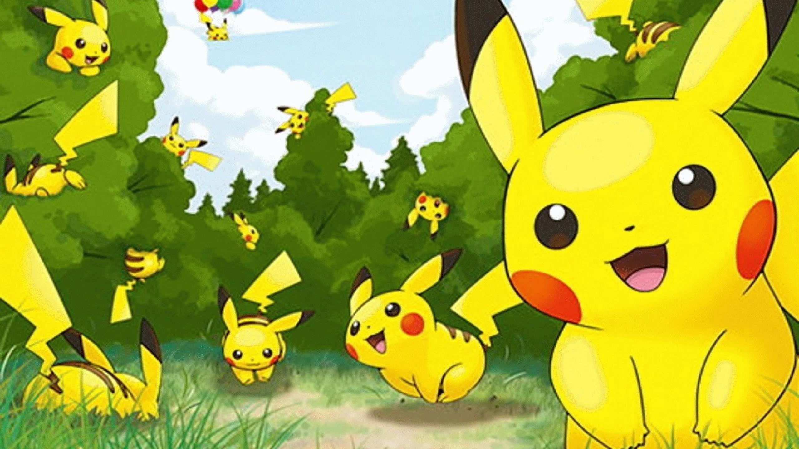 pokemon wallpaper hd pikachu id: 18095 / Source