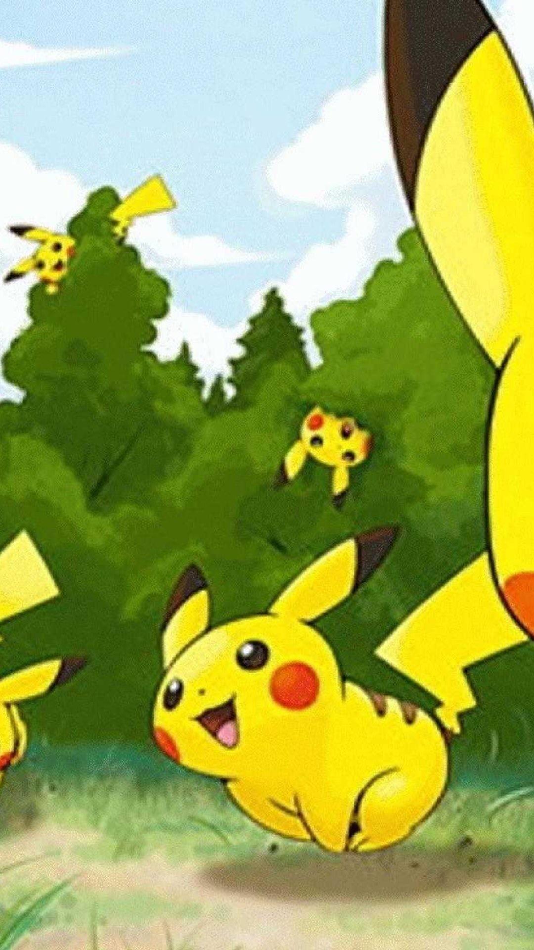 pikachu hd wallpapers free download