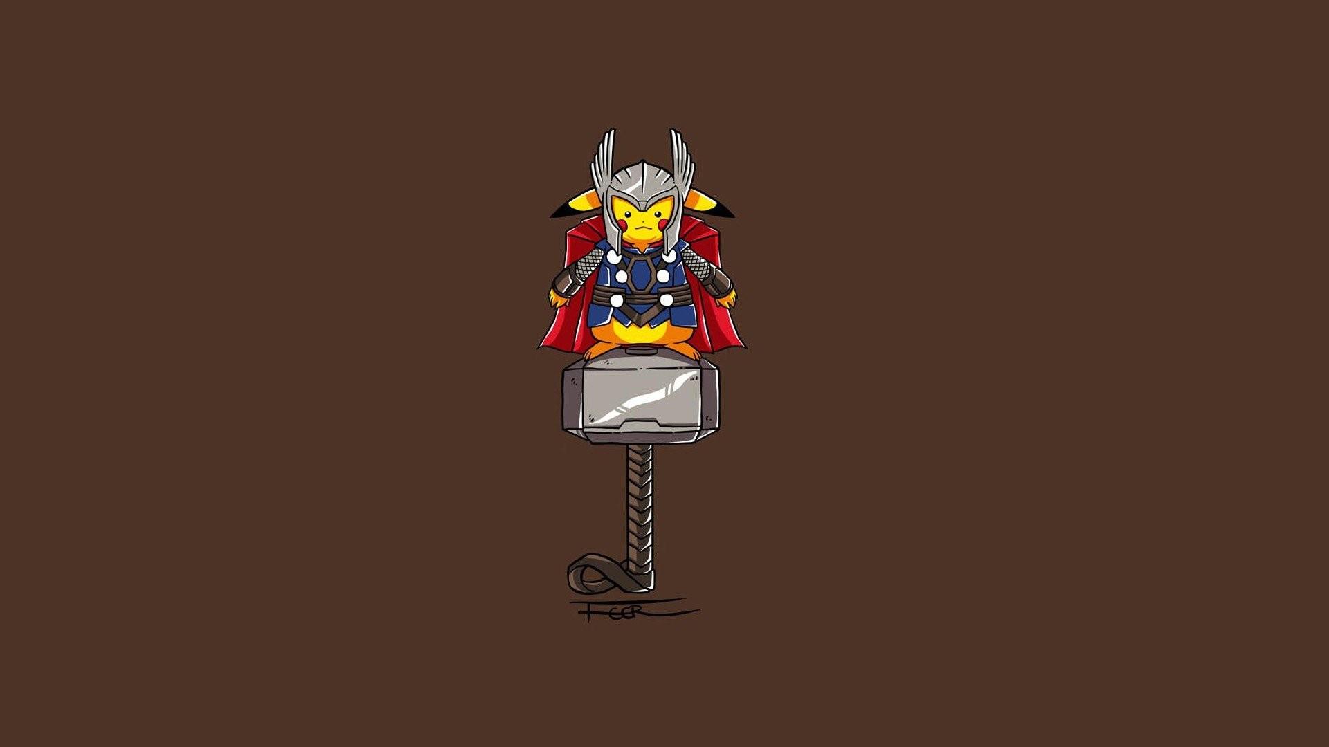 Minimalist Thor