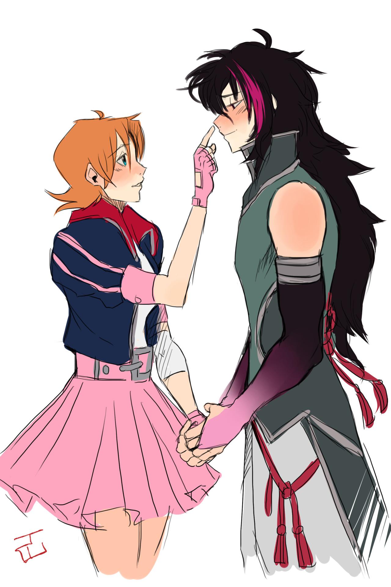 Nora and Ren!