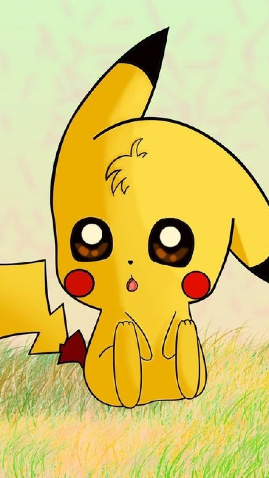 chibi pikachu wallpaper