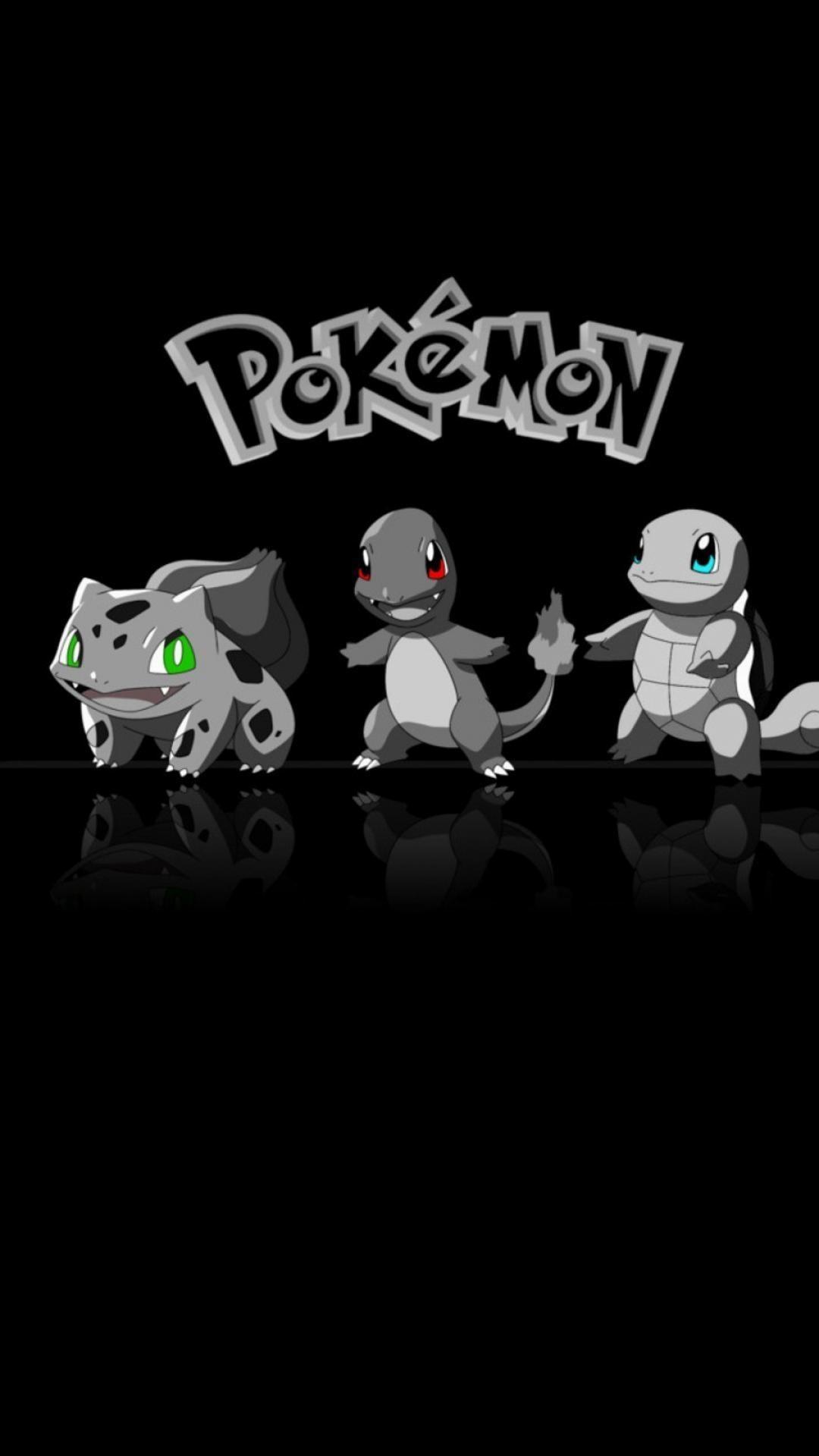 Pokemon-wallpaper-1920×1080-black-and-white-iphone-6-