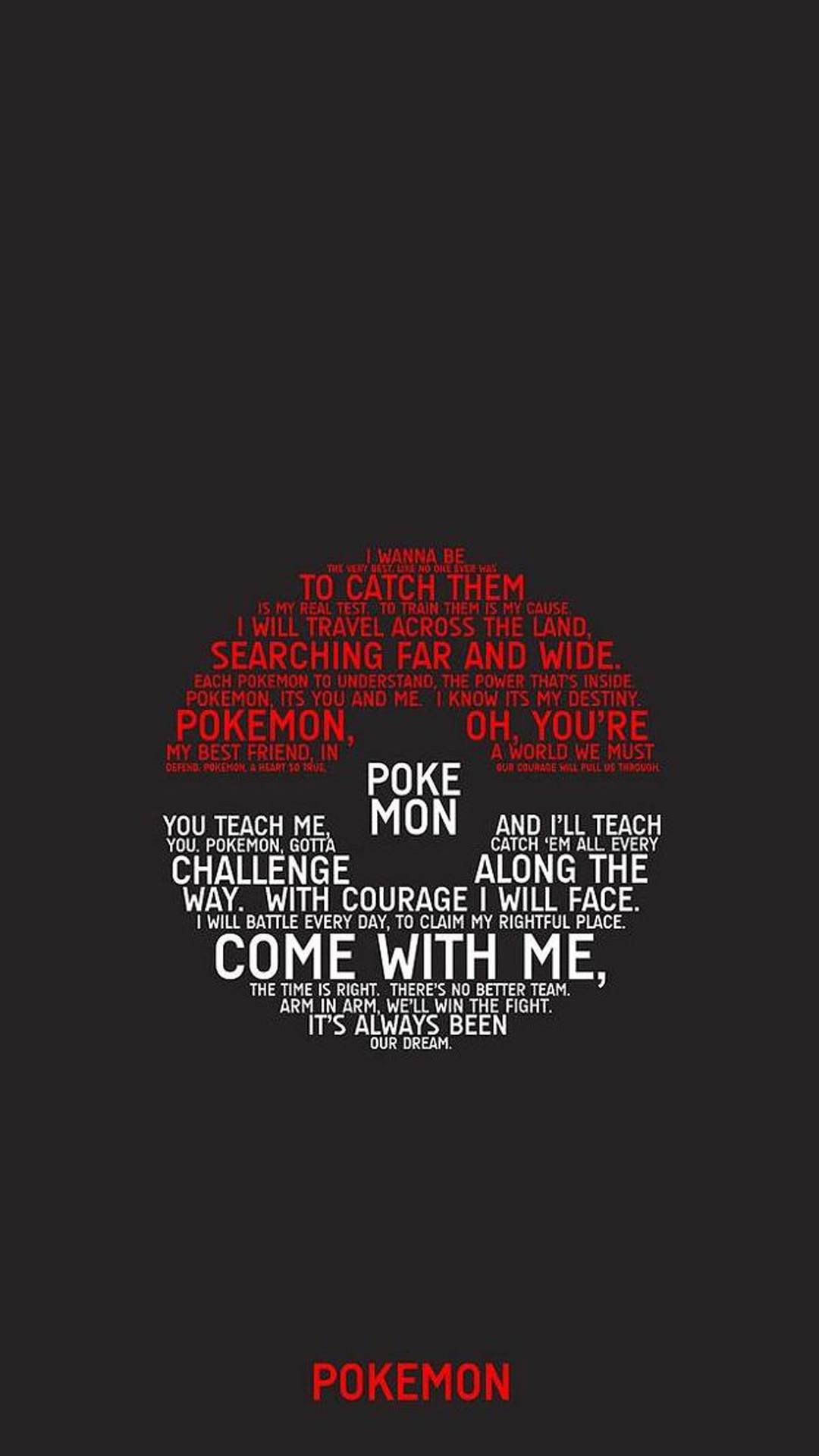 Pokemon Go iPhone 7 wallpaper