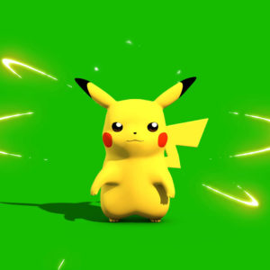 Pikachu iPhone