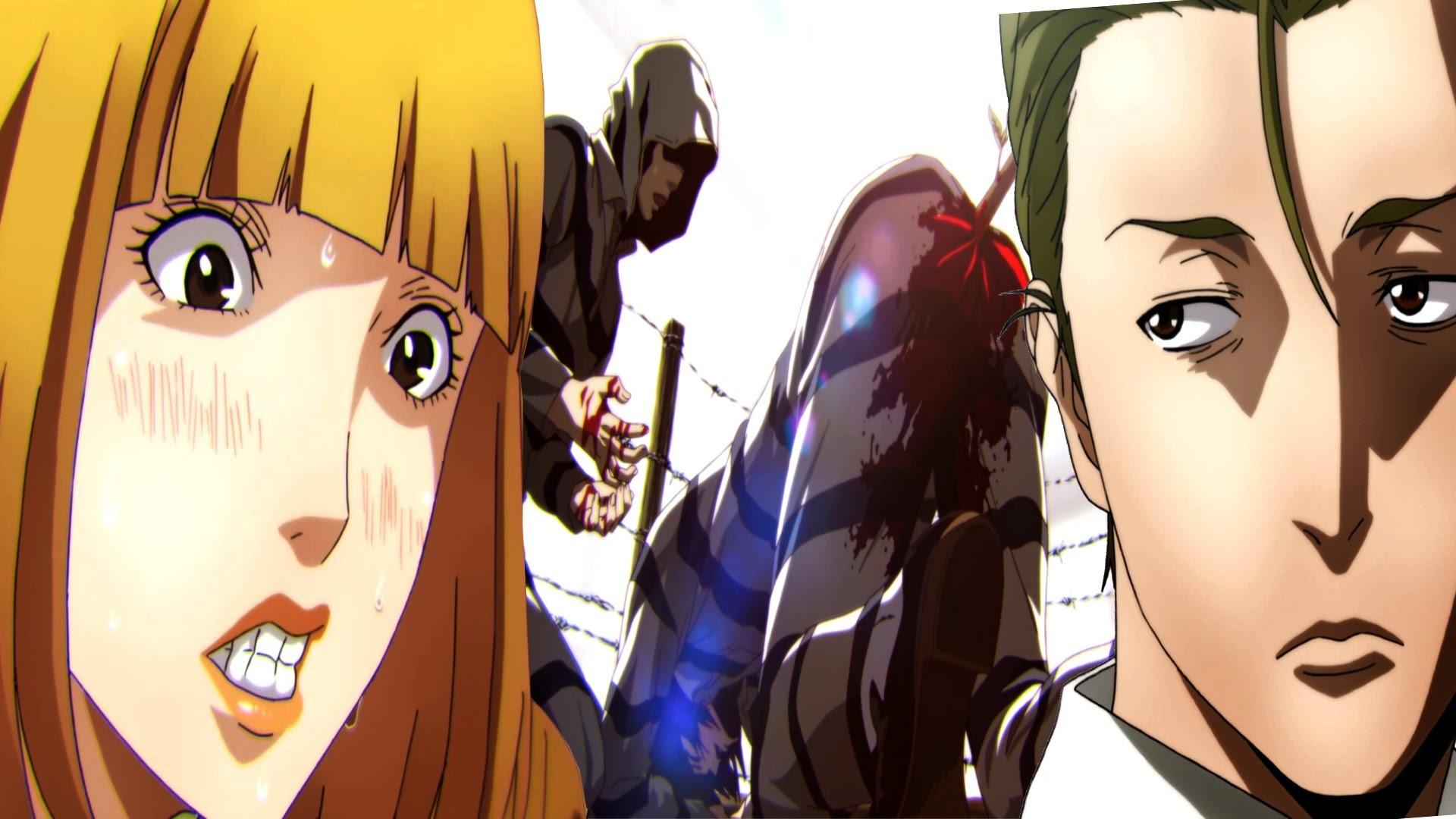 Prison School Episode 6 監獄学園 Anime Review – Hana's Vengeance & F*** BOY  SHINGO – YouTube