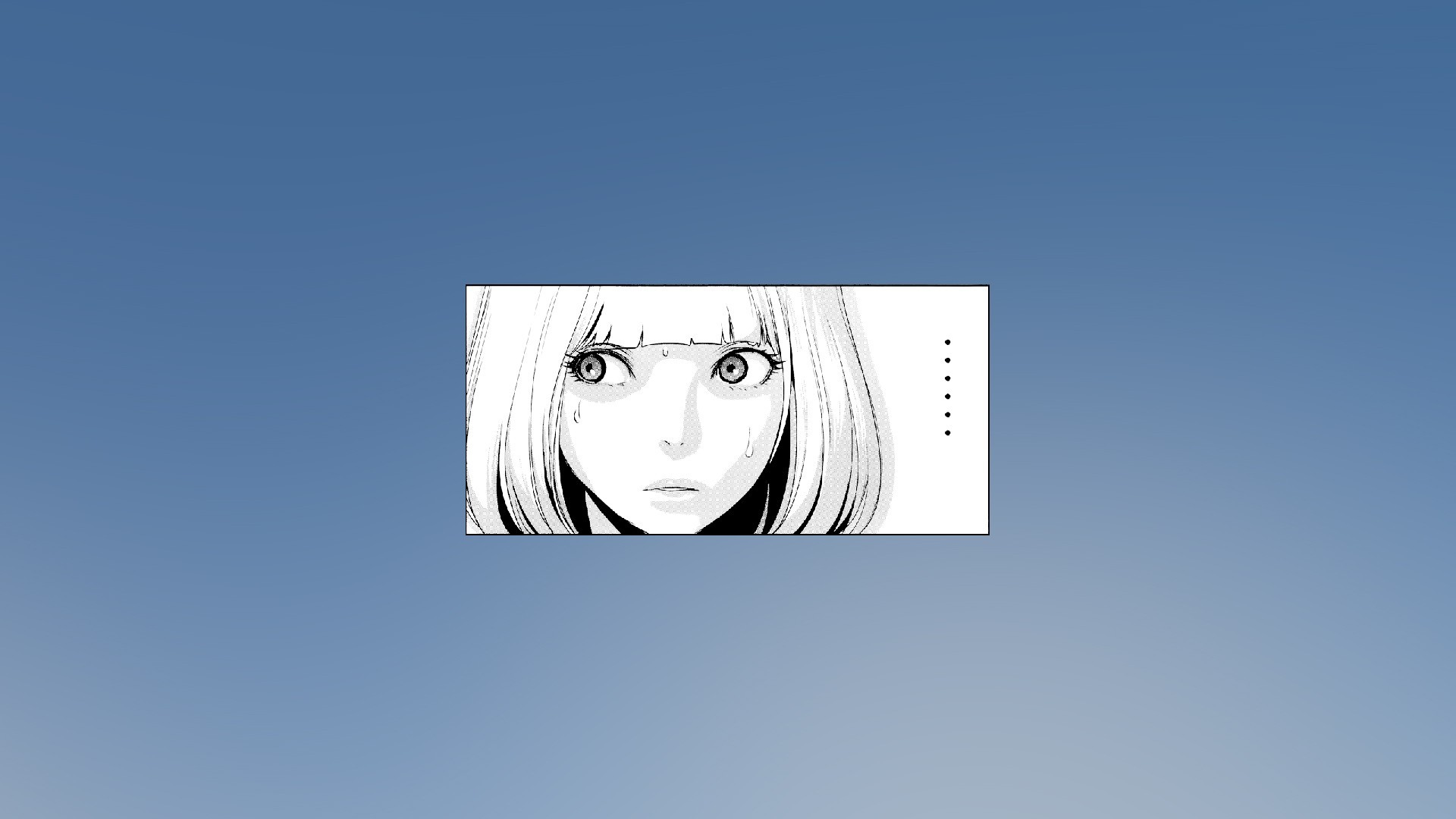 illustration anime girls text logo cartoon brand Prison School Midorikawa  Hana advertising screenshot presentation font