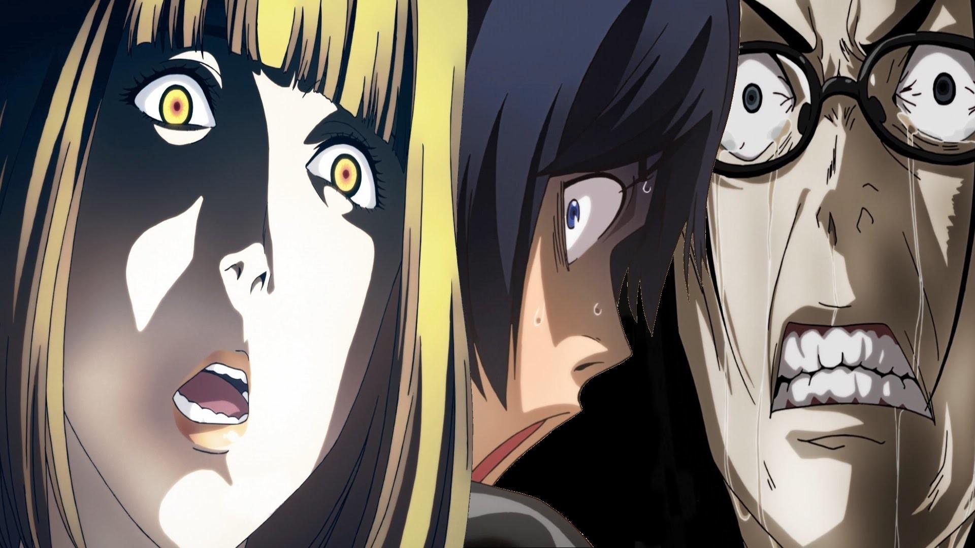 Prison School Episode 1監獄学園 Anime Review – Quality VS Censorship – YouTube