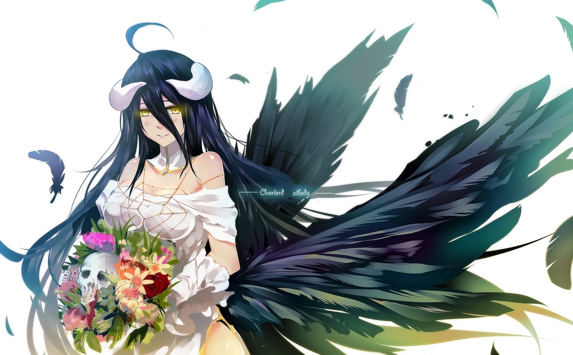 Albedo Overlord · HD Wallpaper   Background ID:636015