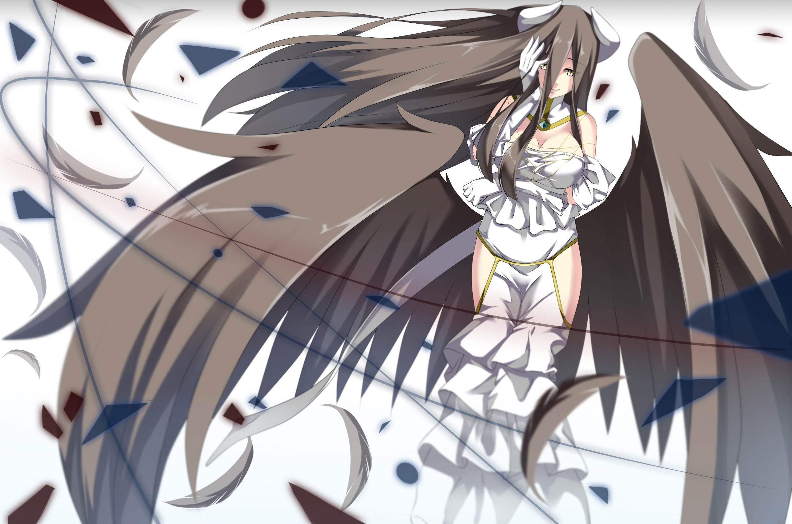 Albedo Overlord · HD Wallpaper   Background ID:648887