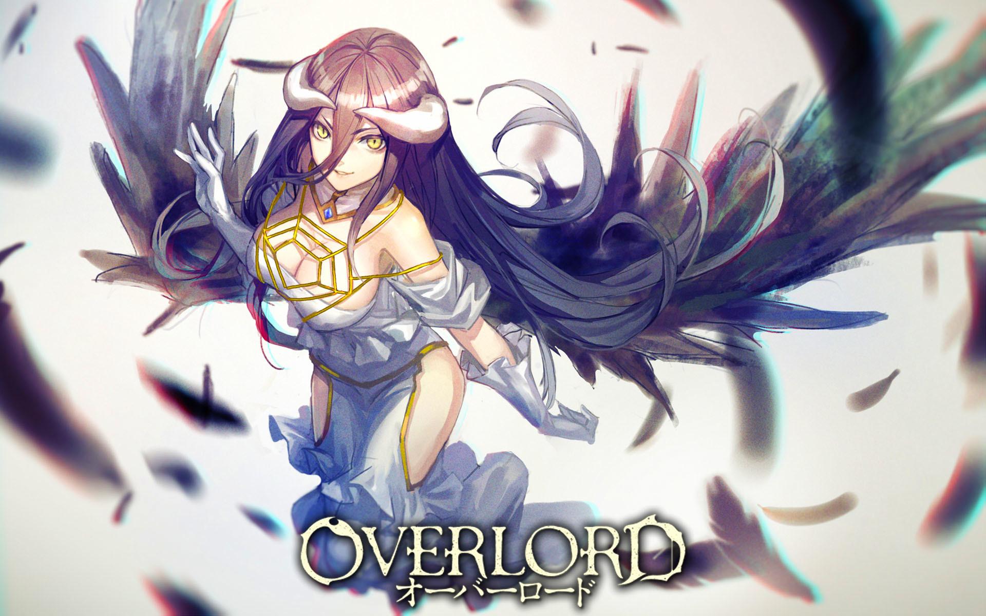 albedo overlord wallpaper 5