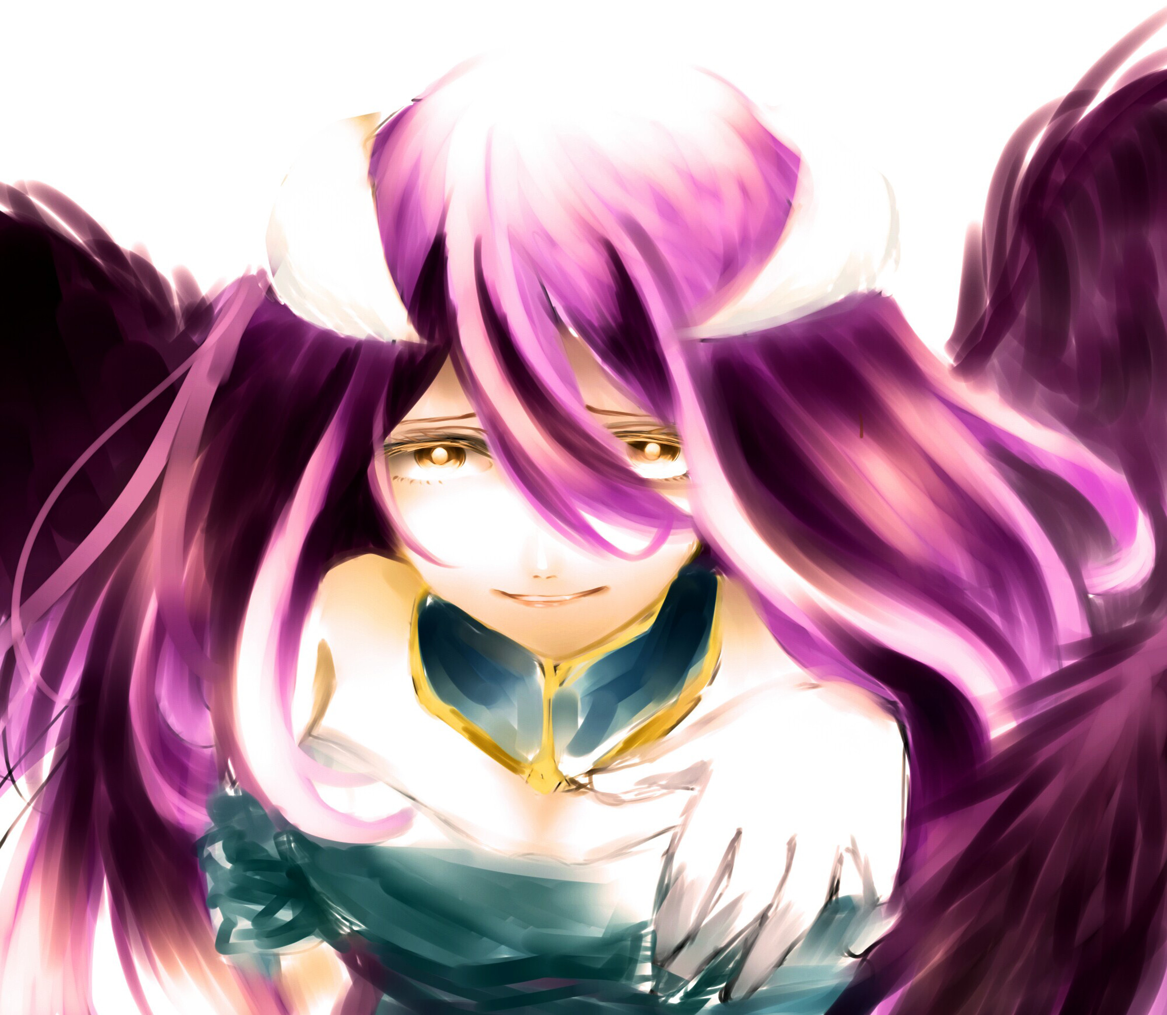 Anime Overlord Overlord Albedo Wallpaper
