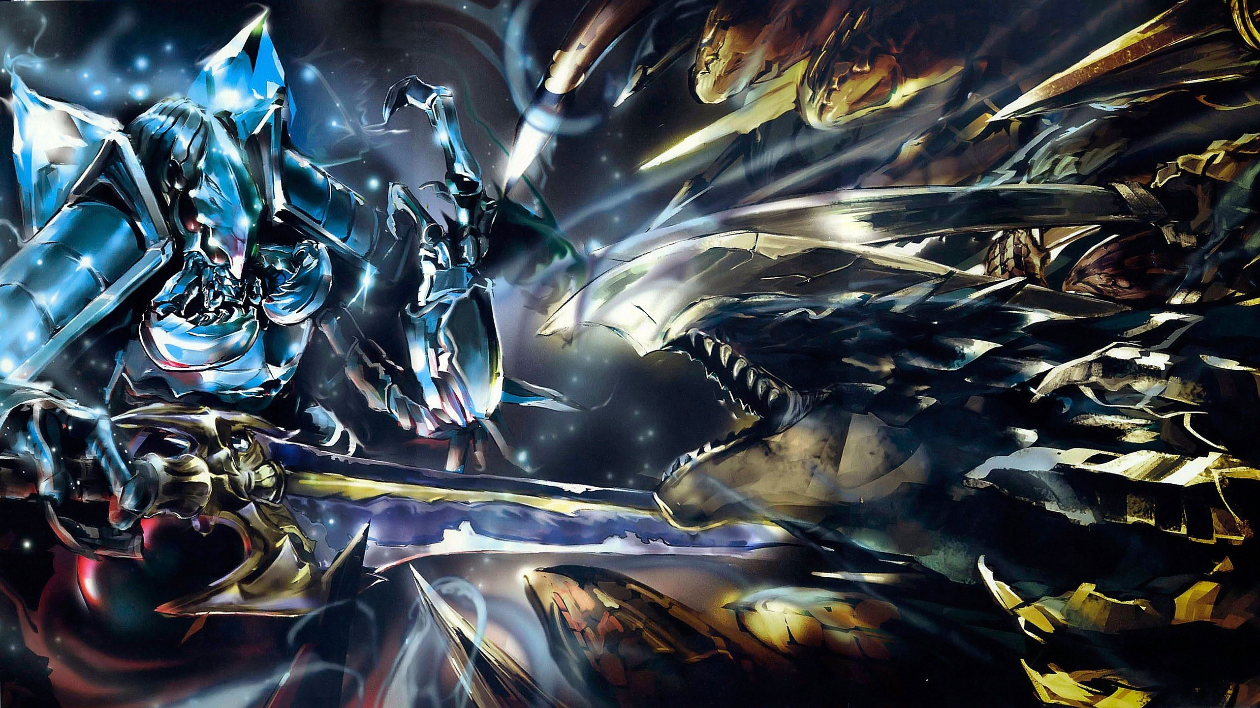 Anime Overlord Ainz Ooal Gown Overlord Wallpaper Overlord Pinterest Anime Wallpaper And Manga