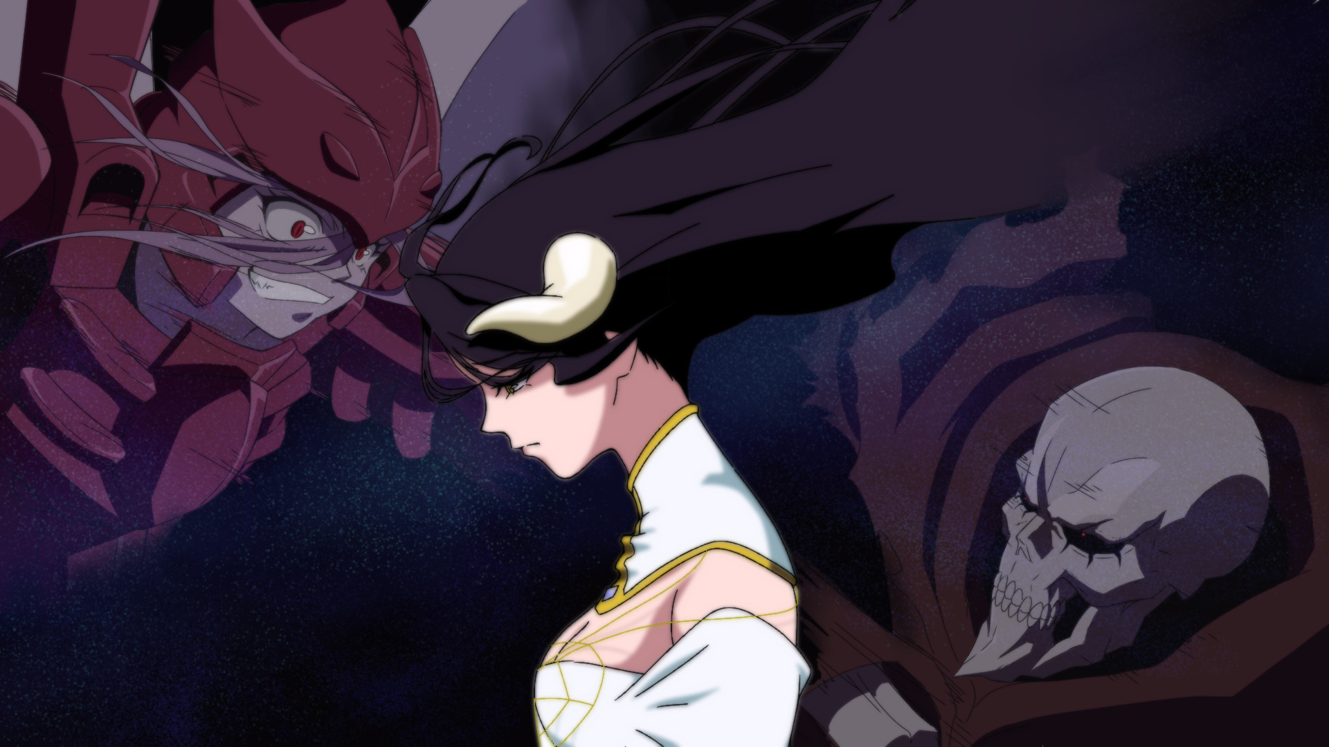 Albedo Overlord · HD Wallpaper   Background ID:670091