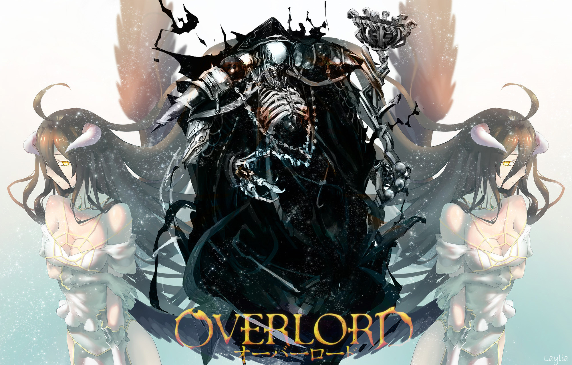 Overlord by LayliaHyuga Overlord by LayliaHyuga