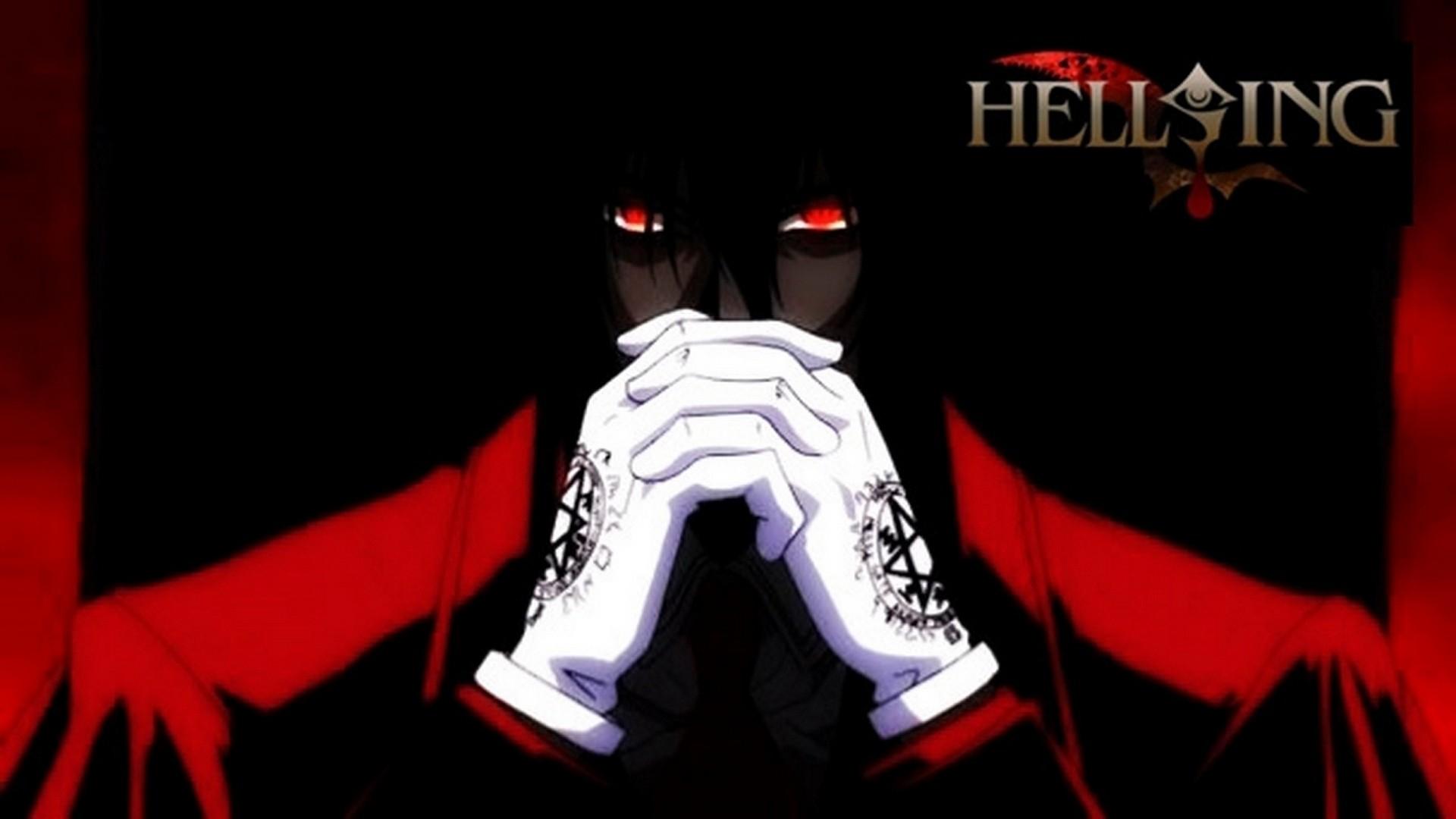 Alucard From Hellsing Ultimate | Hellsing Ultimate Ovas [10/10] Completo