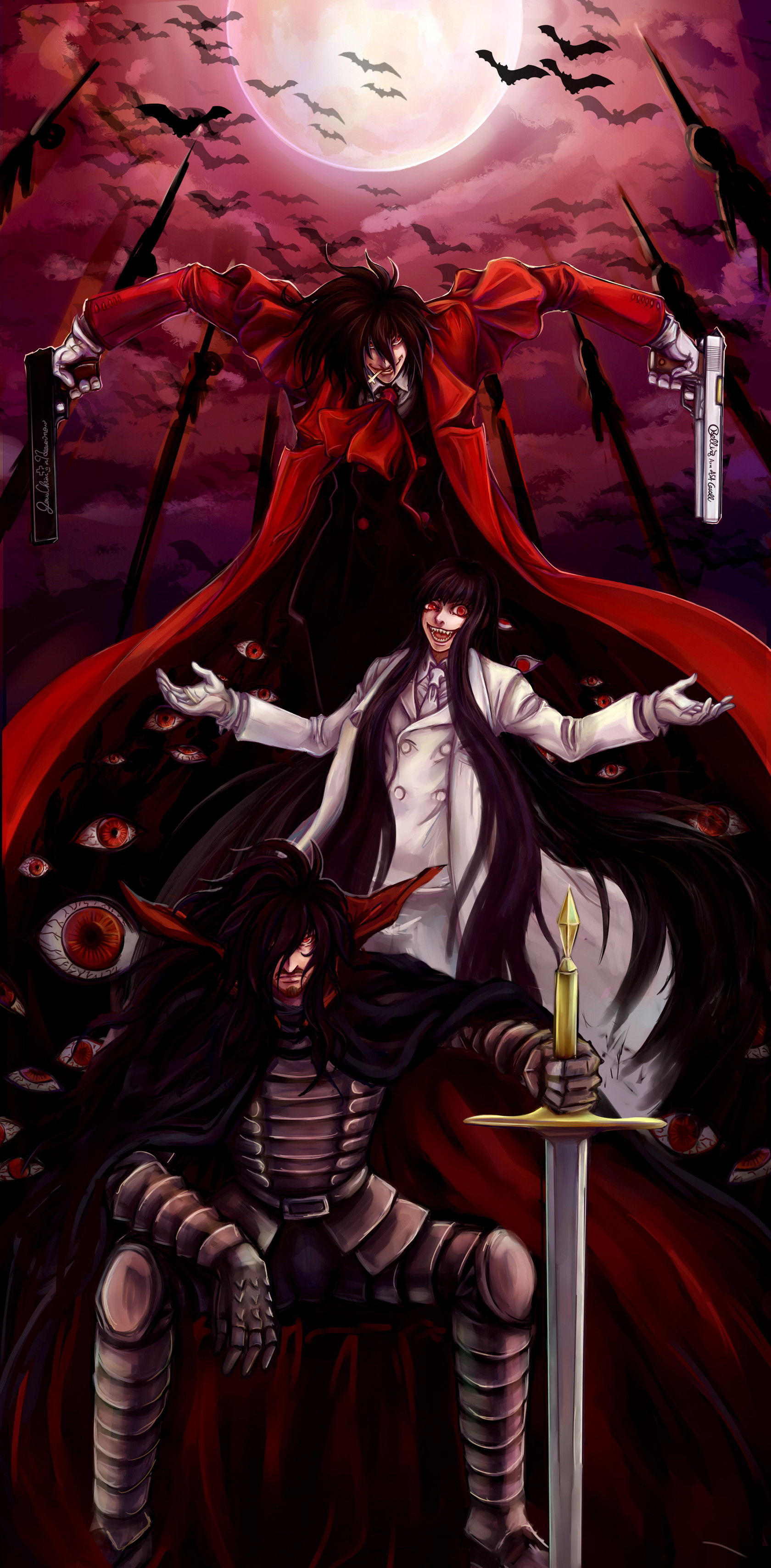 Alucard (Hellsing) · download Alucard (Hellsing) image