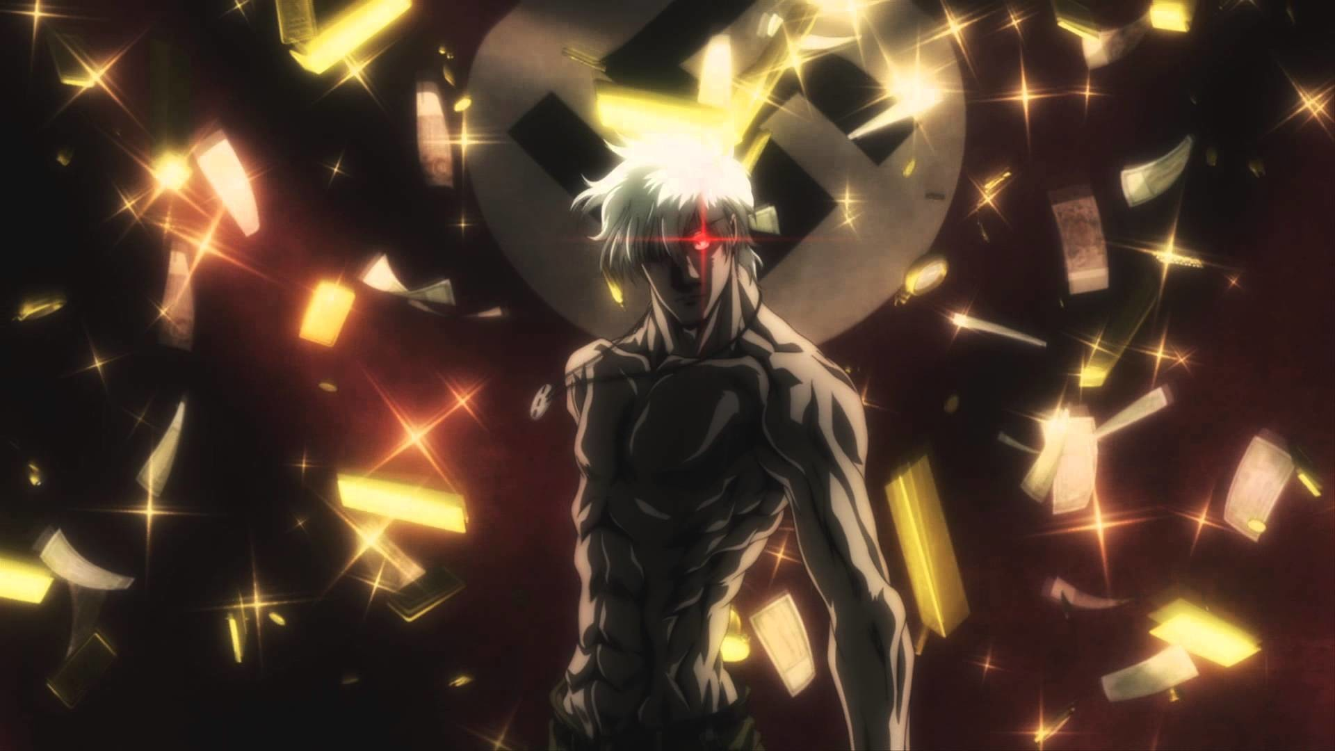 Hellsing Ultimate Seras Victoria vs The Captain BD 1080p – [Ultimate  Quality] – YouTube