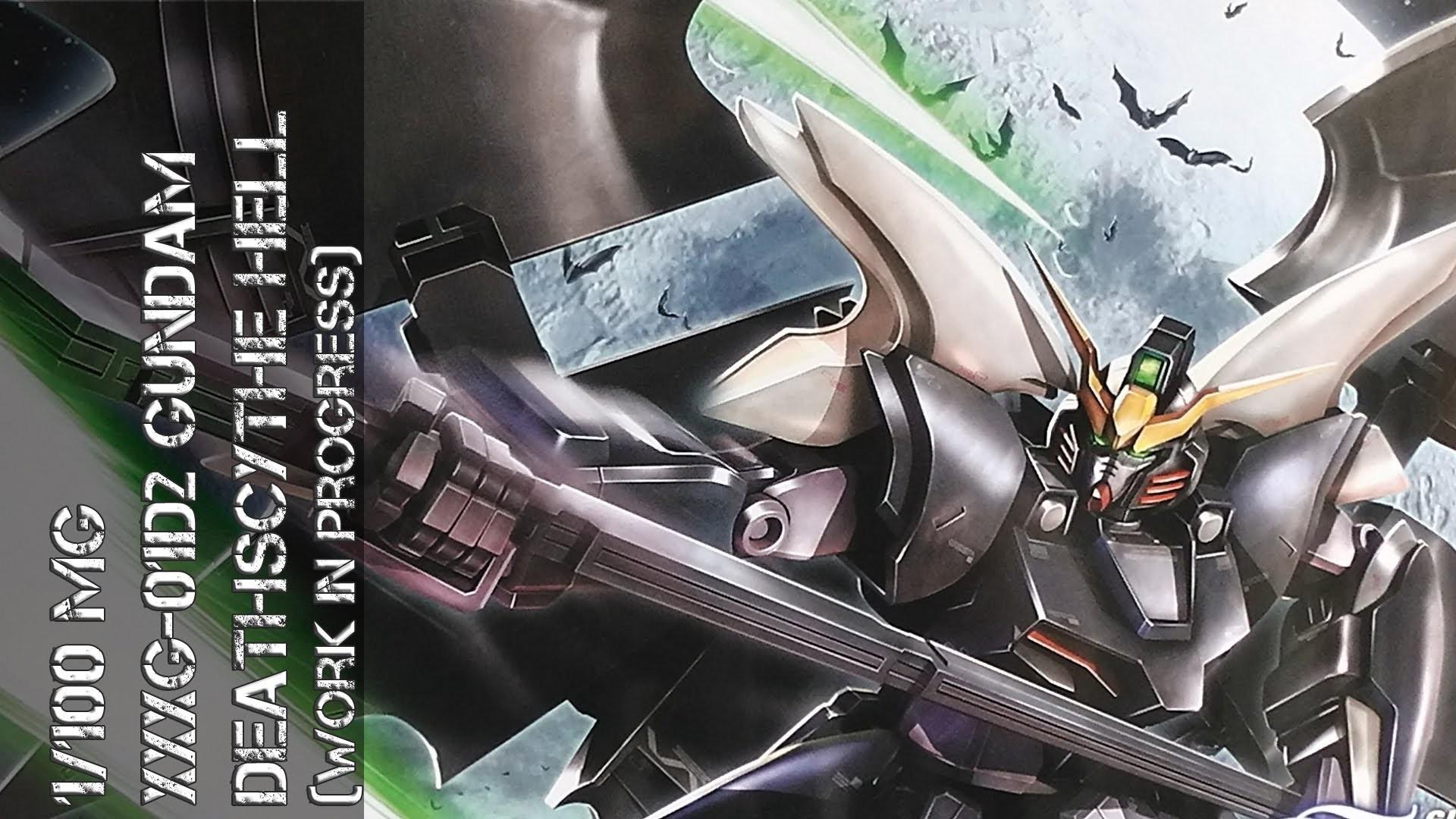 Gunpla Modell Review: MG Gundam Deathscythe Hell – Folge 2: Work in  Progress (Deutsch)