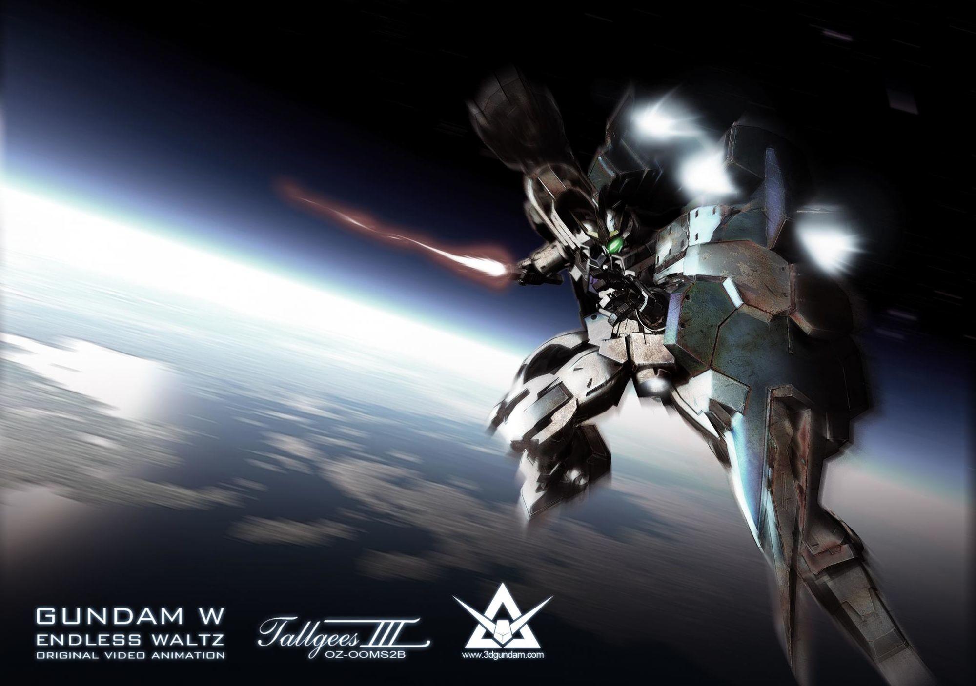 Image – Tallgeese III wallpaper 2.jpg | The Gundam Wiki | FANDOM powered by  Wikia