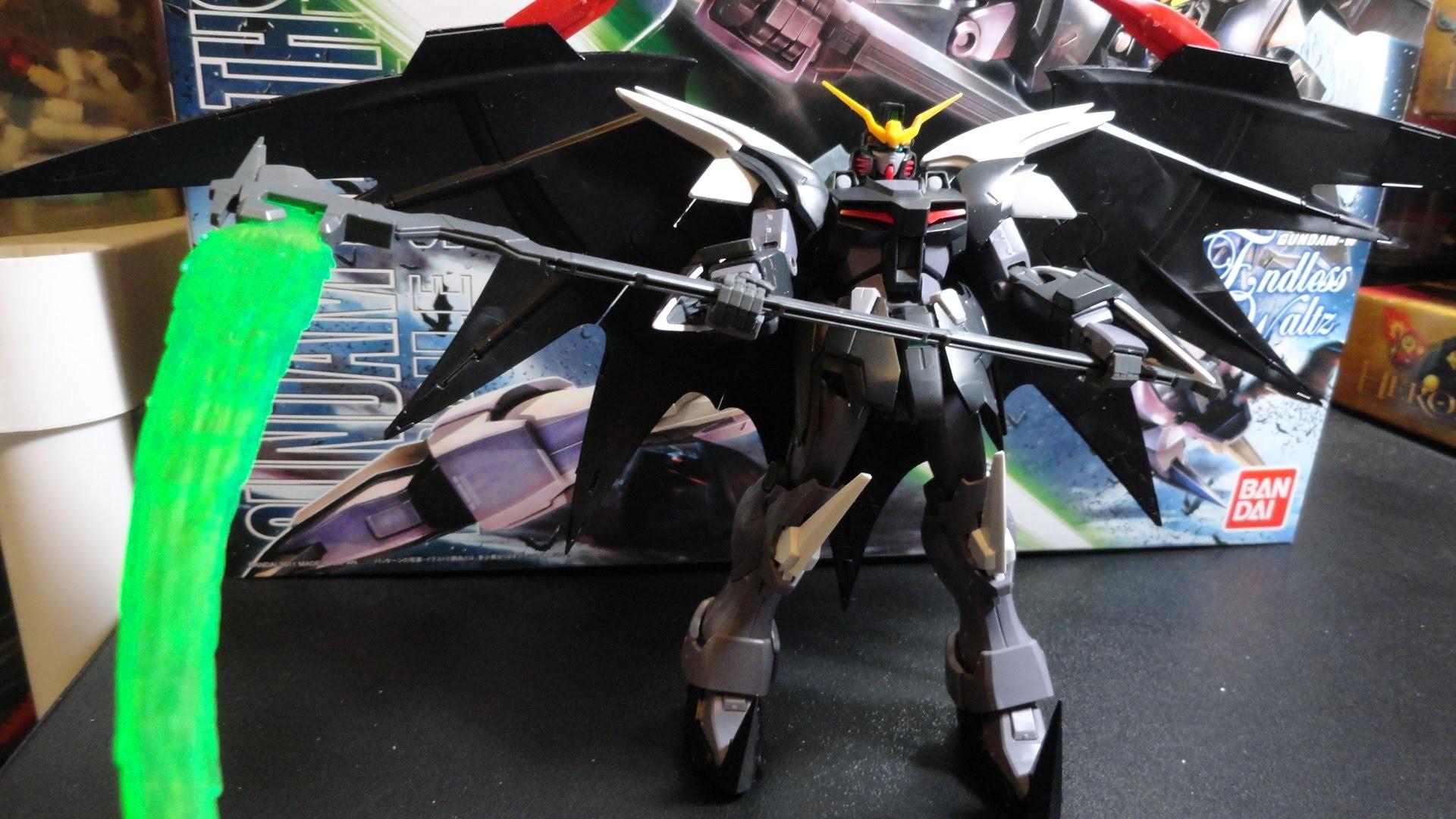 Gundam Deathscythe Hell Review